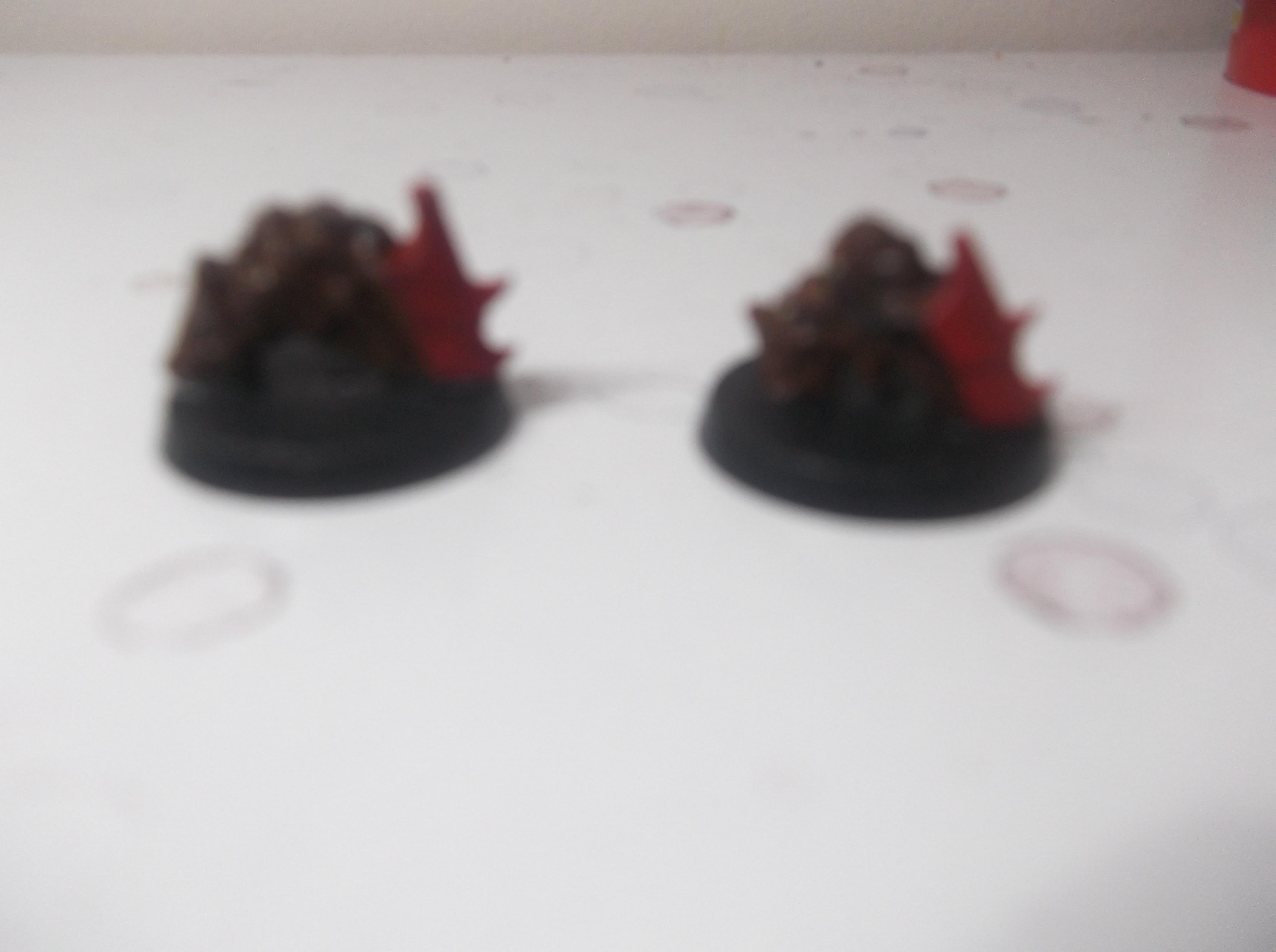 rndom markers/objectives