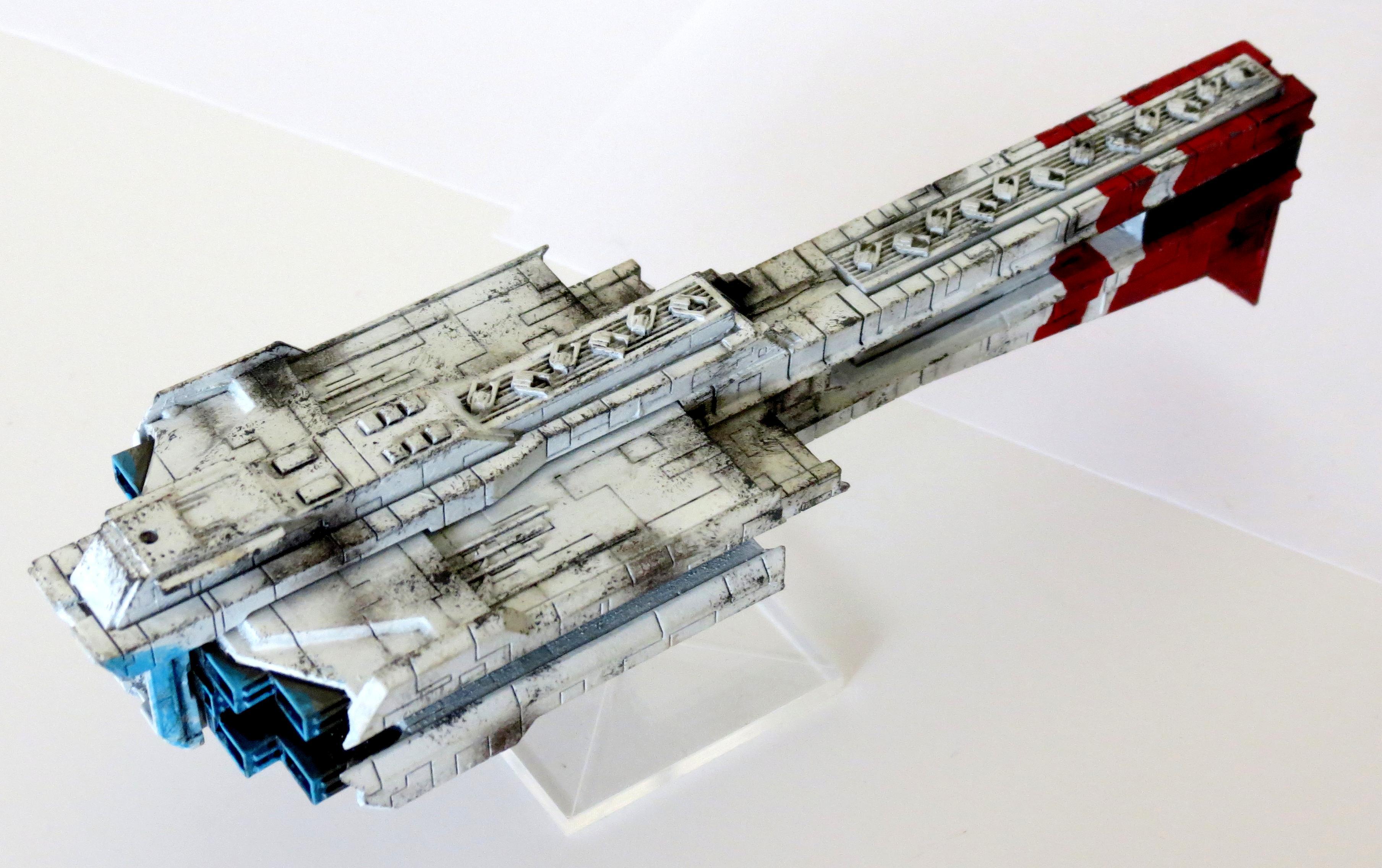Battleship, Class, Conqueror, Dindrenzi, Firestorm Armada