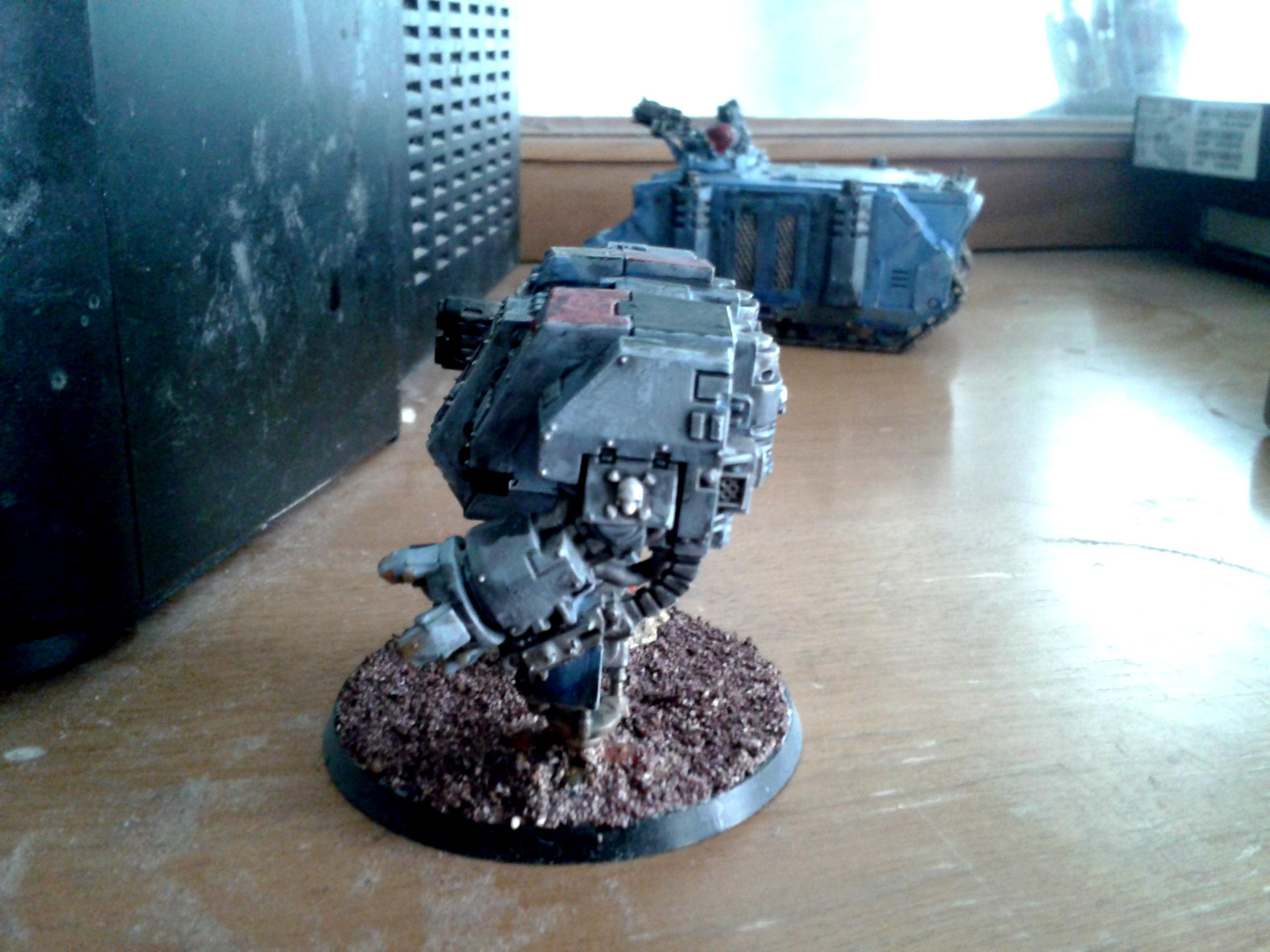 Dreadnought, Goblinking201, Space Wolves