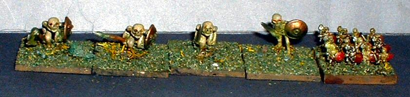 6mm, Undead, Undead Abominations