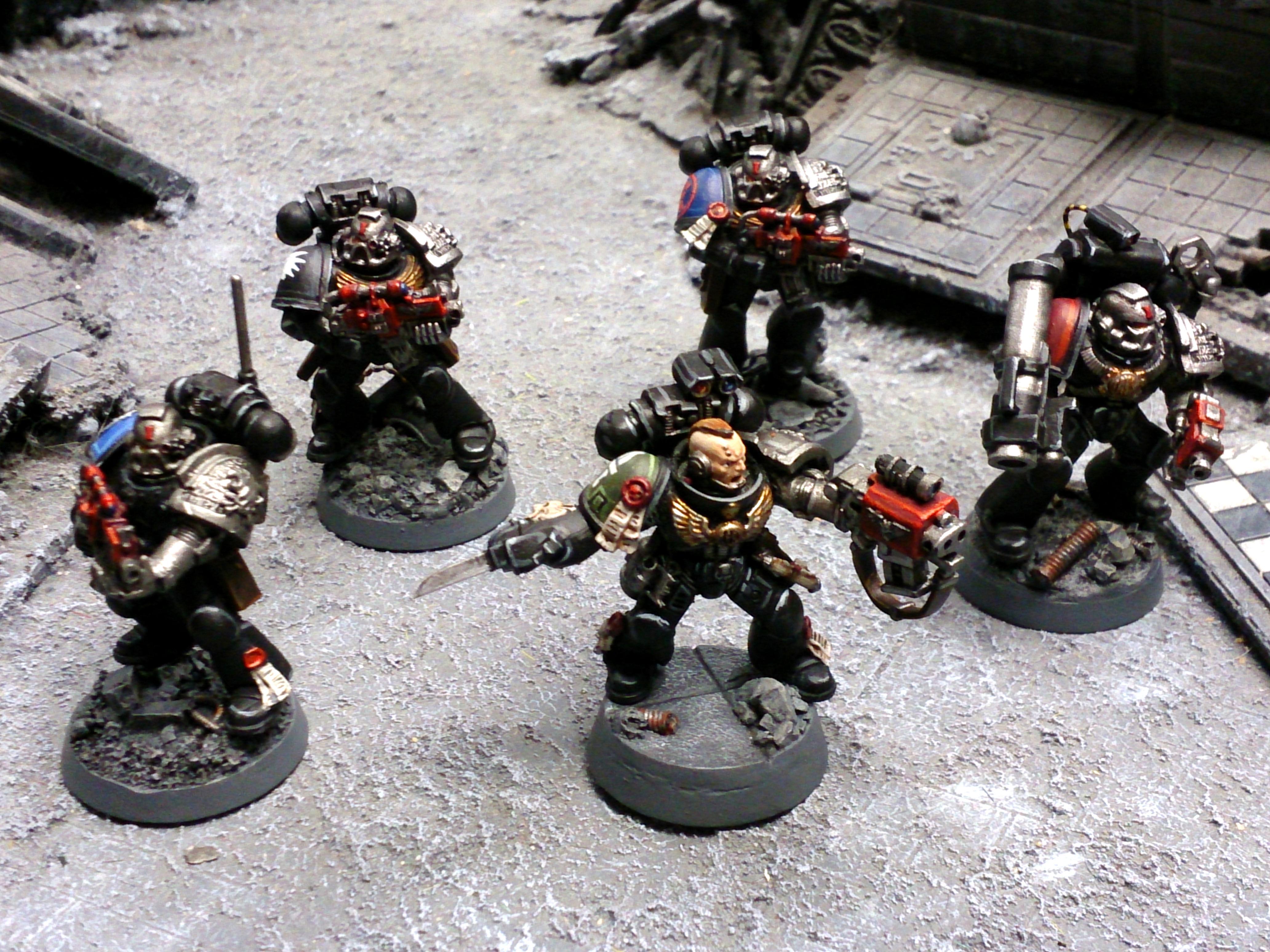 Death Watch, Kill Team, Space Marines, Warhammer 40,000