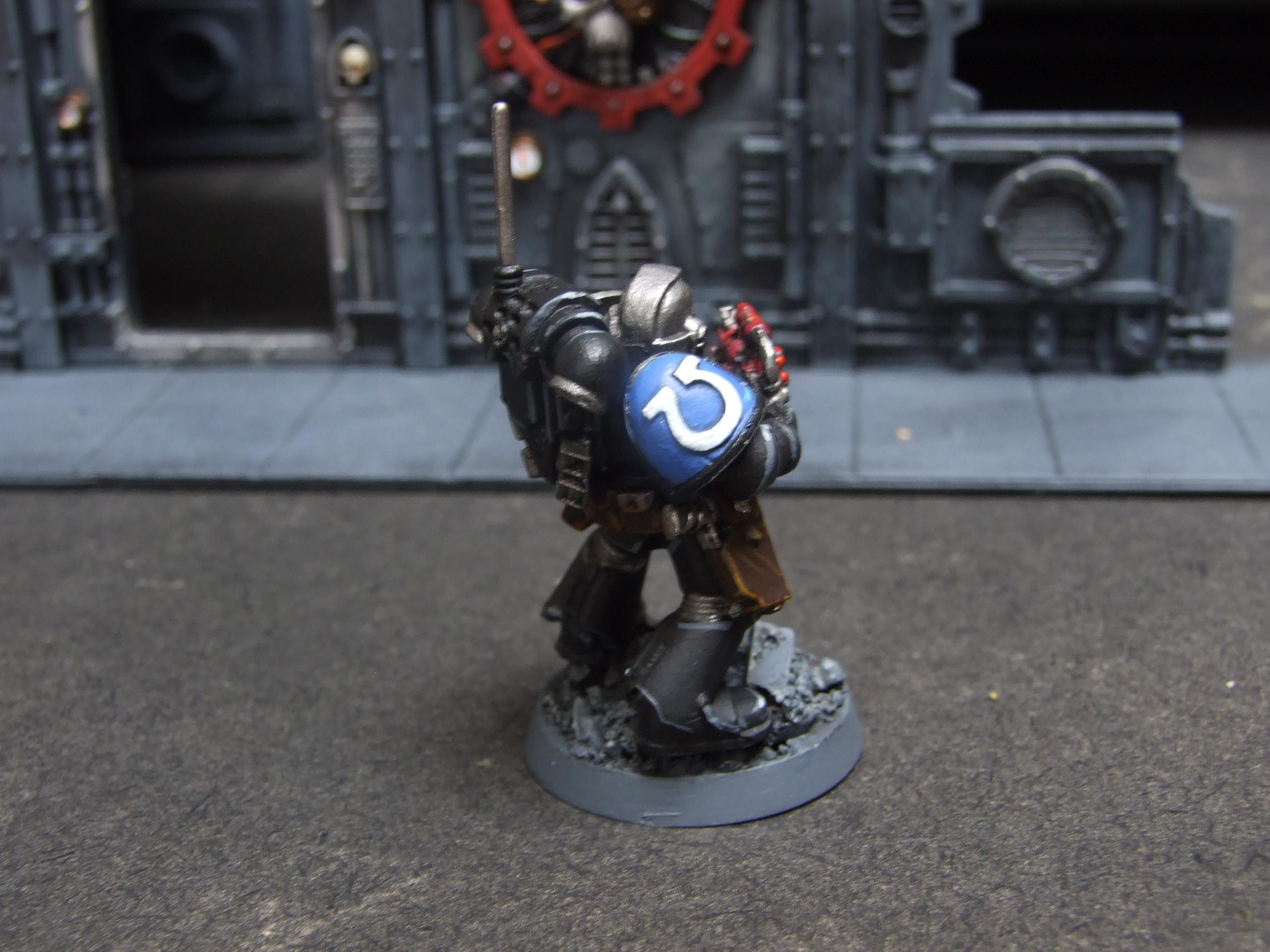 Deathwatch, Imperial, Kill Team, Ordus Xeno, Space Marines, Veteran Sergeant, Warhammer 40,000