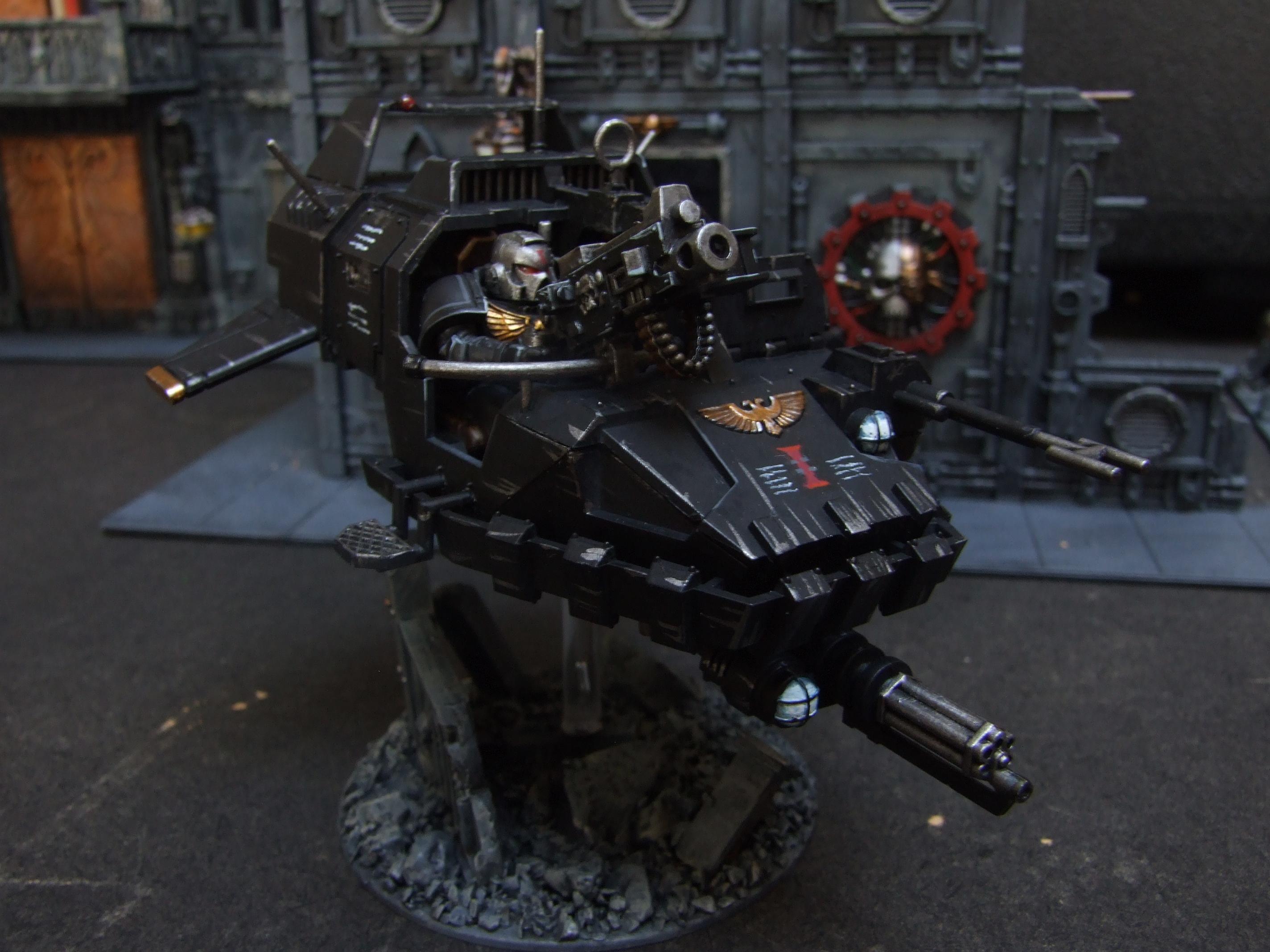 Deathwatch, Imperial, Kill Team, Land Speeder, Ordus Xeno, Space Marines, Veteran Sergeant, Warhammer 40,000