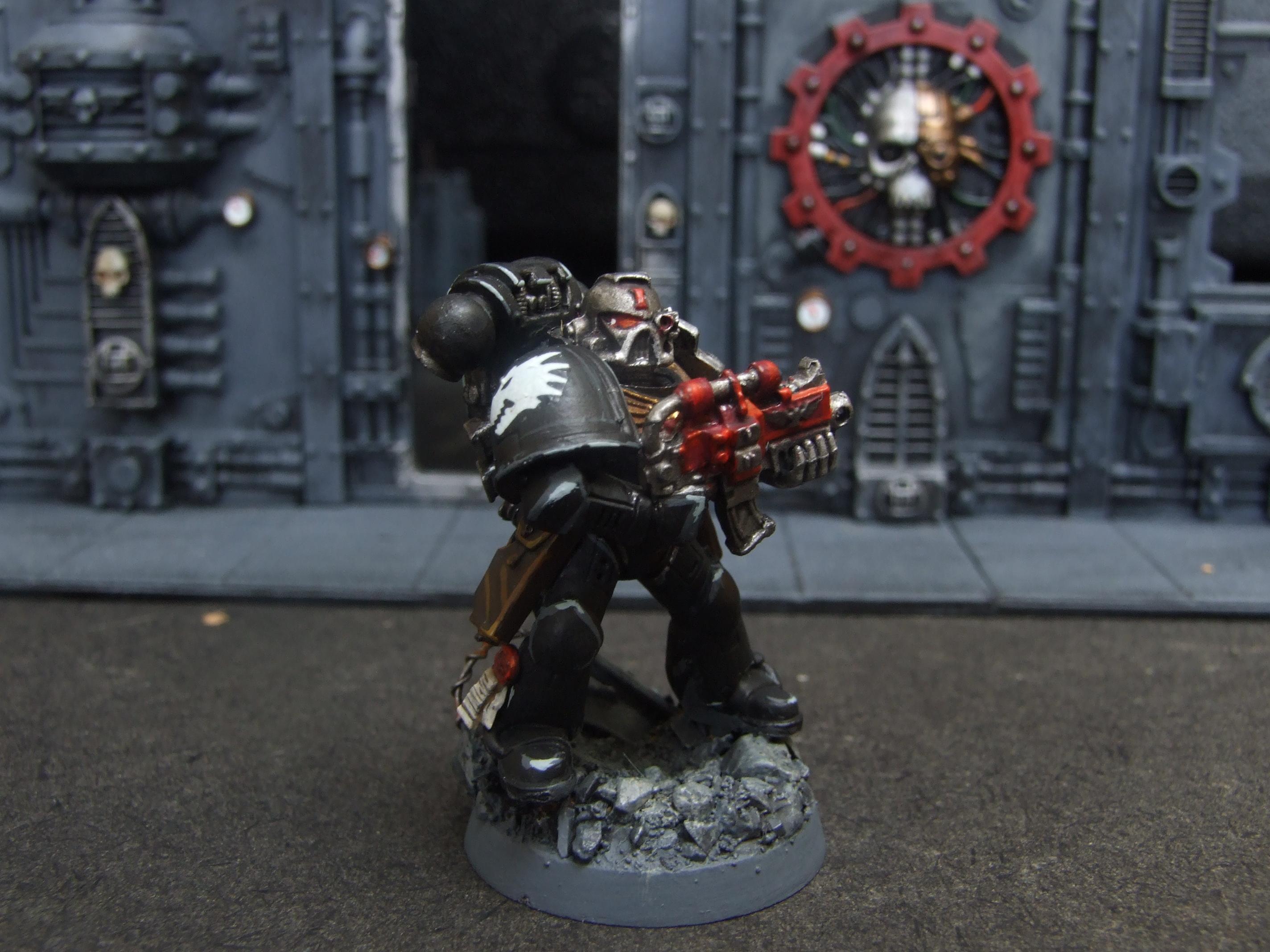 Death Watch, Imperial, Kill Team, Ordous Xenos, Slamander, Space Marines, Warhammer 40,000