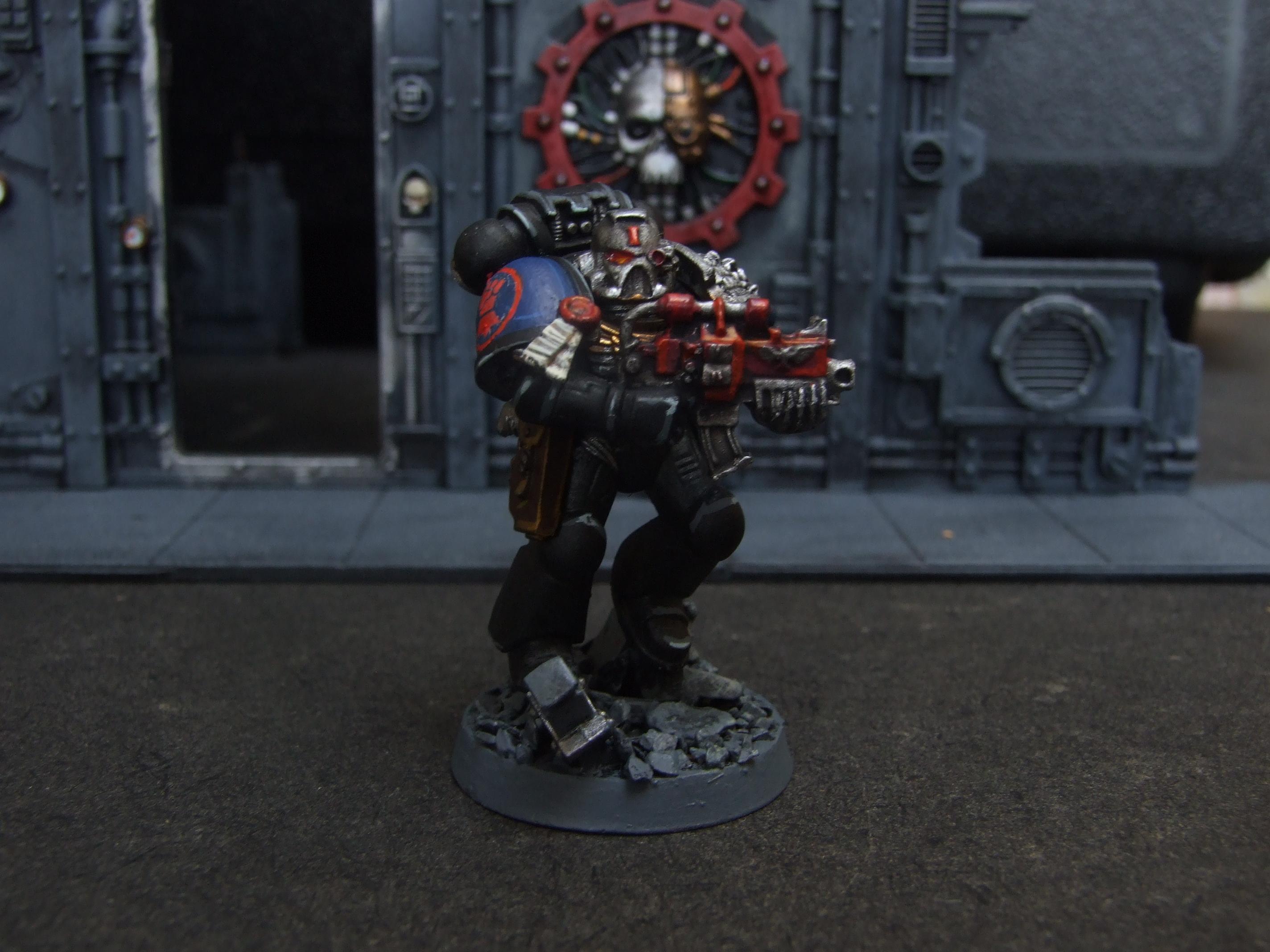 Crimson Fists, Death Watch, Imperial, Kill Team, Ordous Xenos, Space Marines, Warhammer 40,000