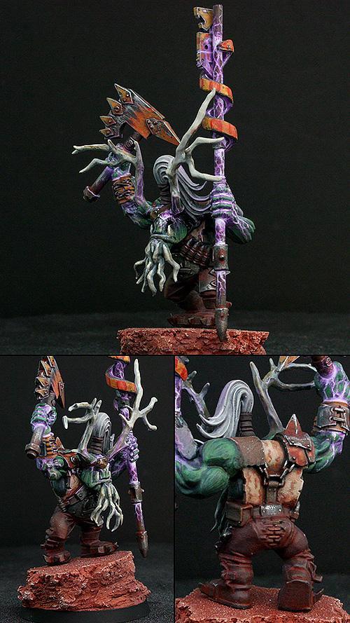 Conversion, Jca, Lightning, Old Zogwort, Orks, Purple
