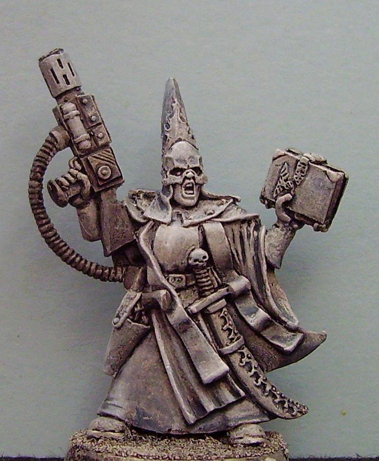 Necromunda, Redemptionists, Warhammer 40,000