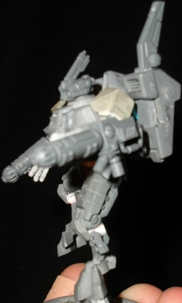 Battlesuit, Conversion, Tau Empire, XV8