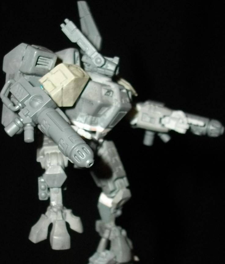 Battlesuit, Conversion, Tau Empire, XV8