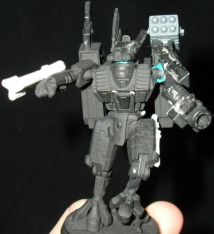 Battlesuit, Commander, Conversion, Shas'o, Tau Empire, XV8