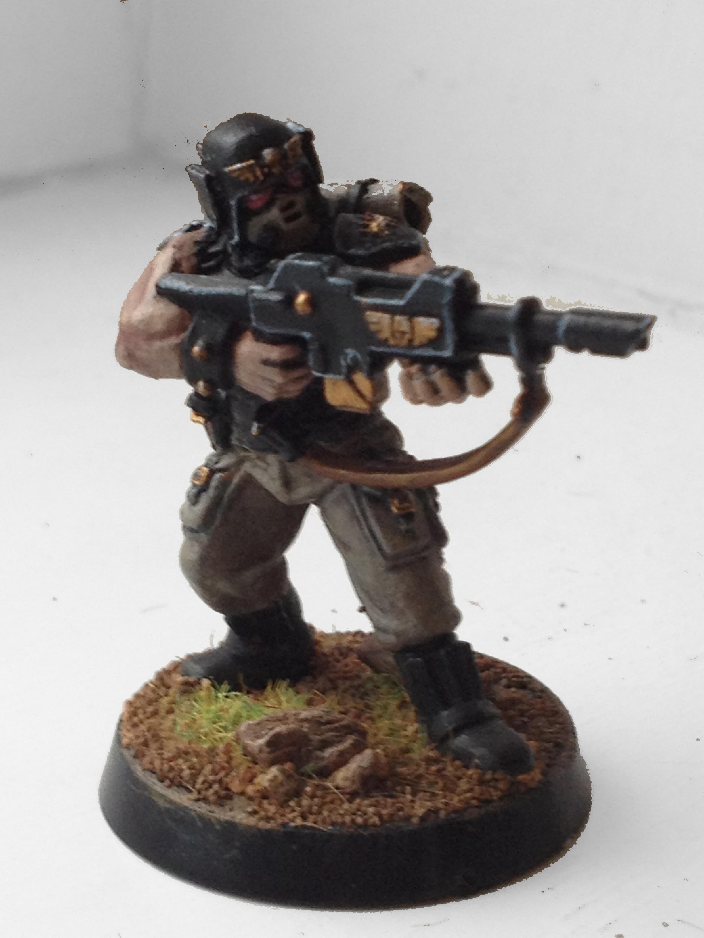 Astra Militarum, Conversion, Imperial Guard, Kit Bash, Kitbash