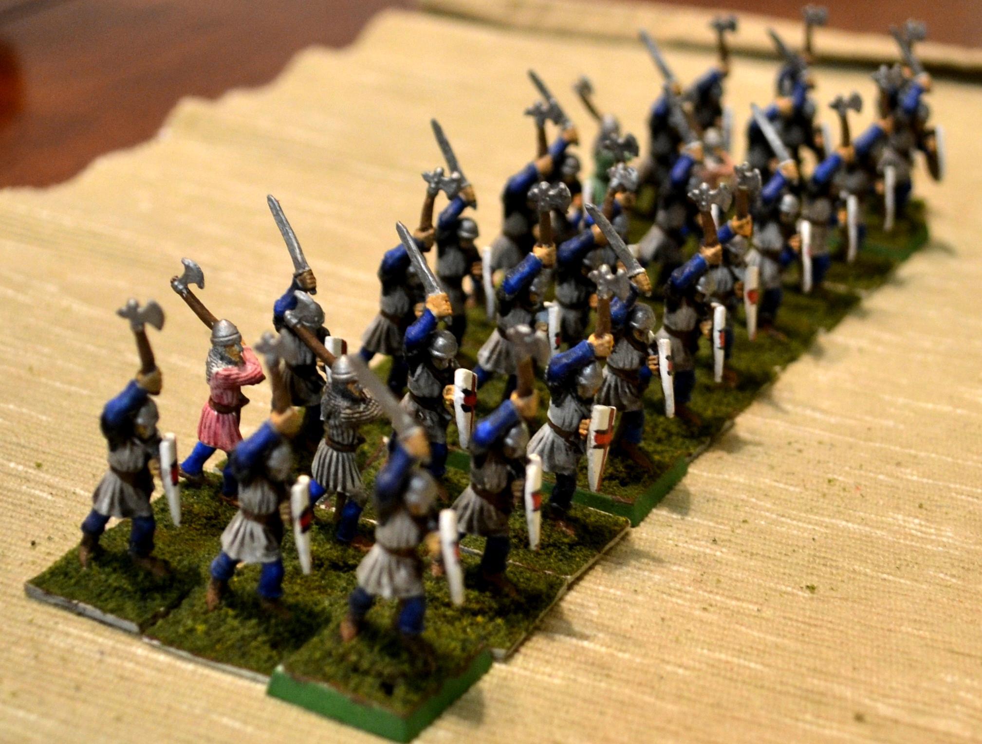 100 Years War, Men At Arms, Ral Partha, Wab