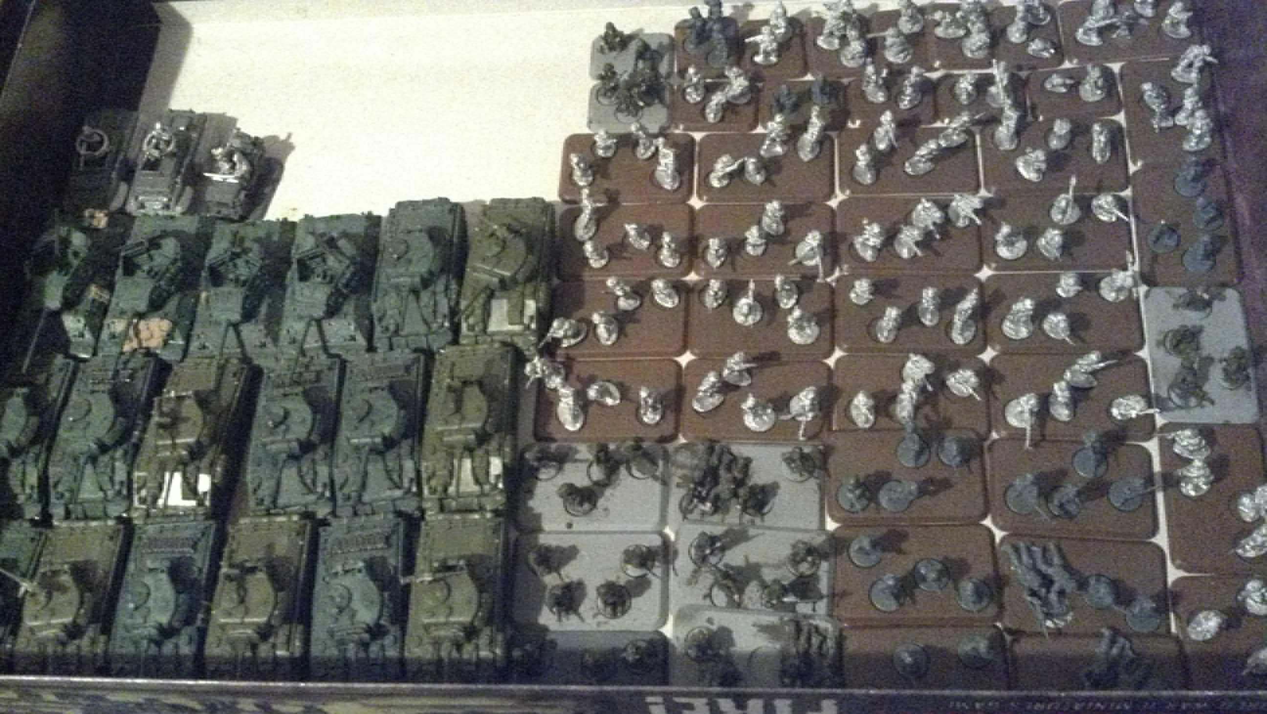 Flames Of War, Tank, Wiii