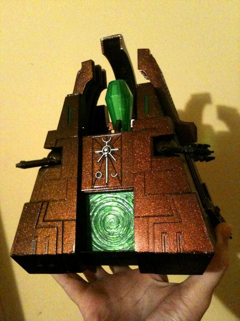 Monolith, Necron Monolith