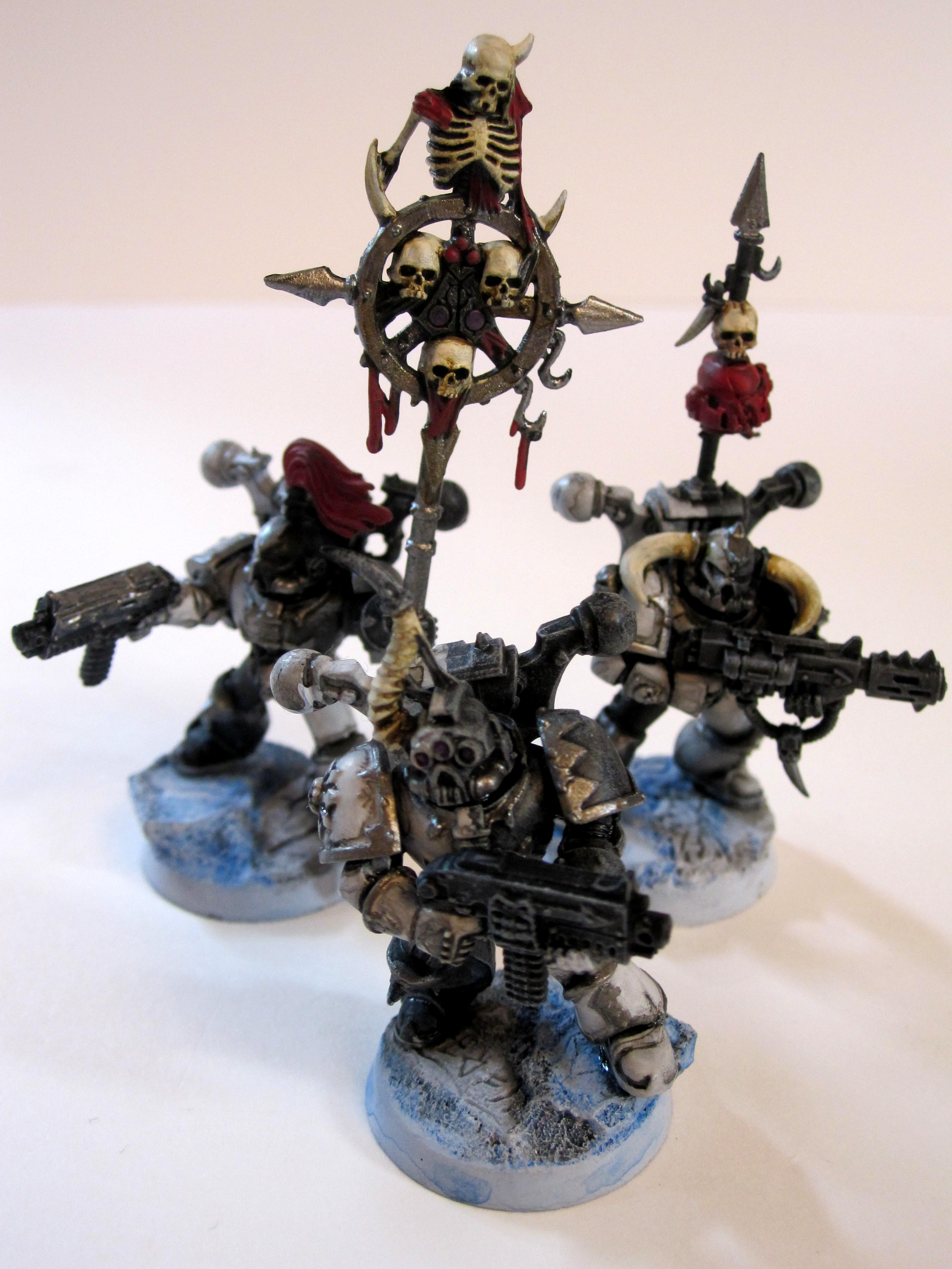 Chaos, Chaos Space Marines, Sons Of Malice