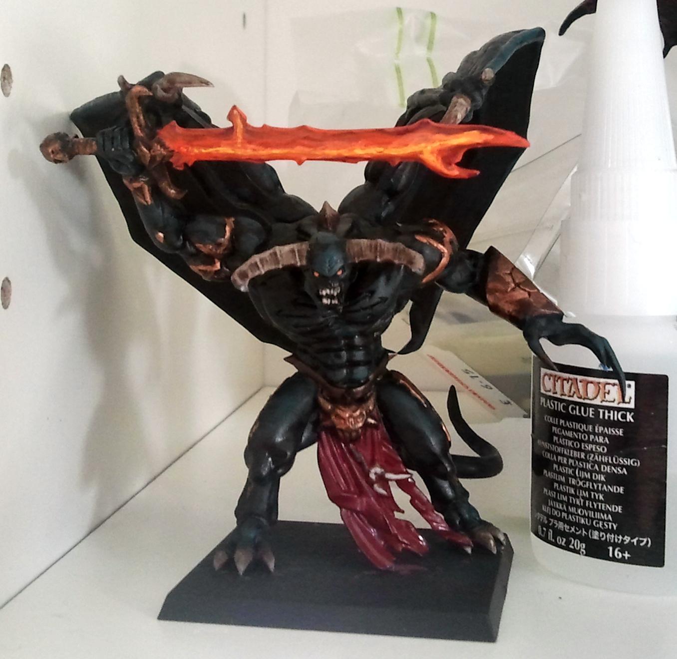 Mantic, Undead, Daemon Prince
