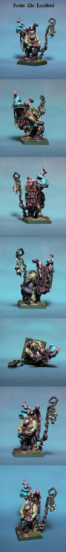 Warhammer Fantasy, Festus The Leechlord