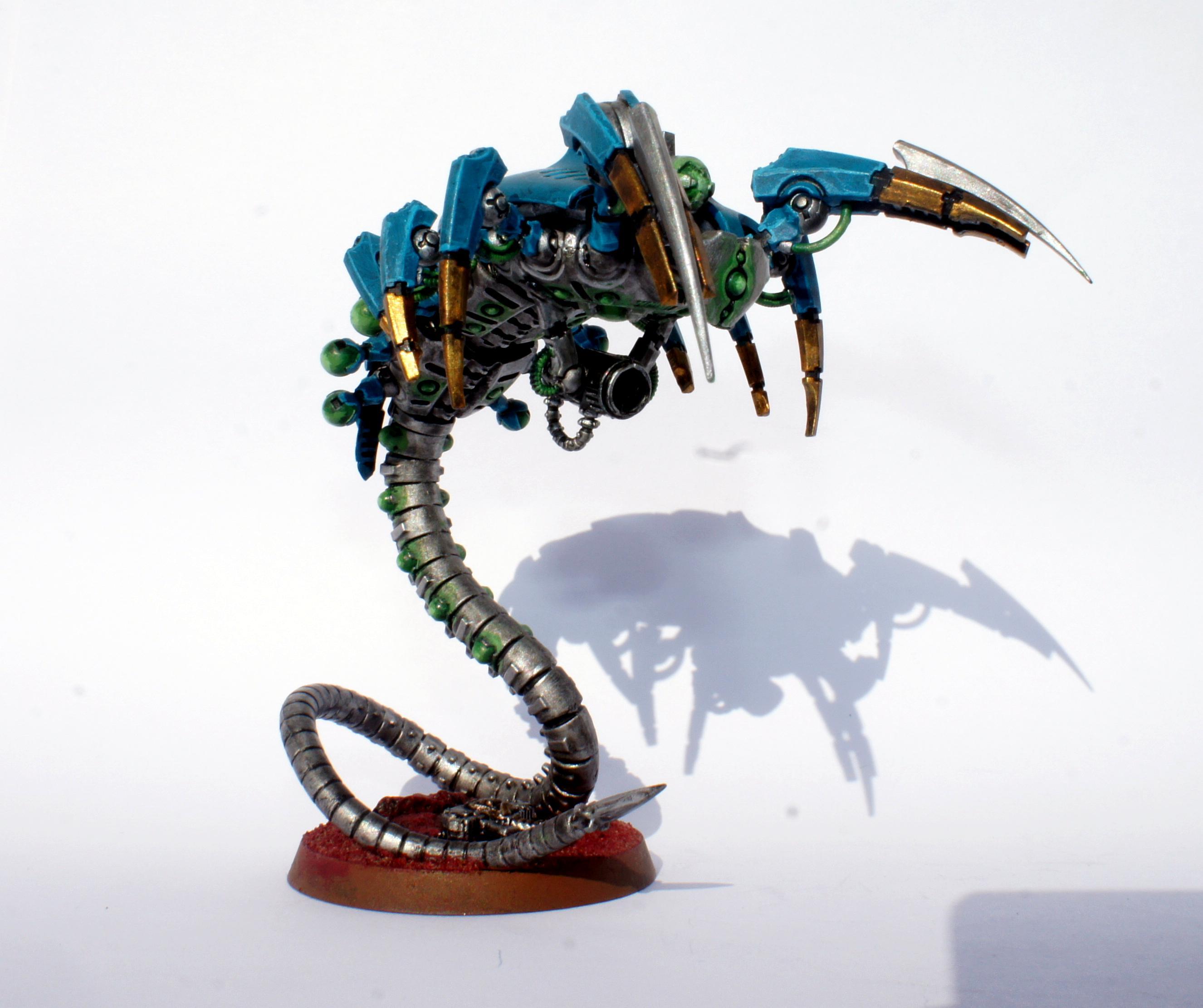 Canoptek Wraith, Necrons