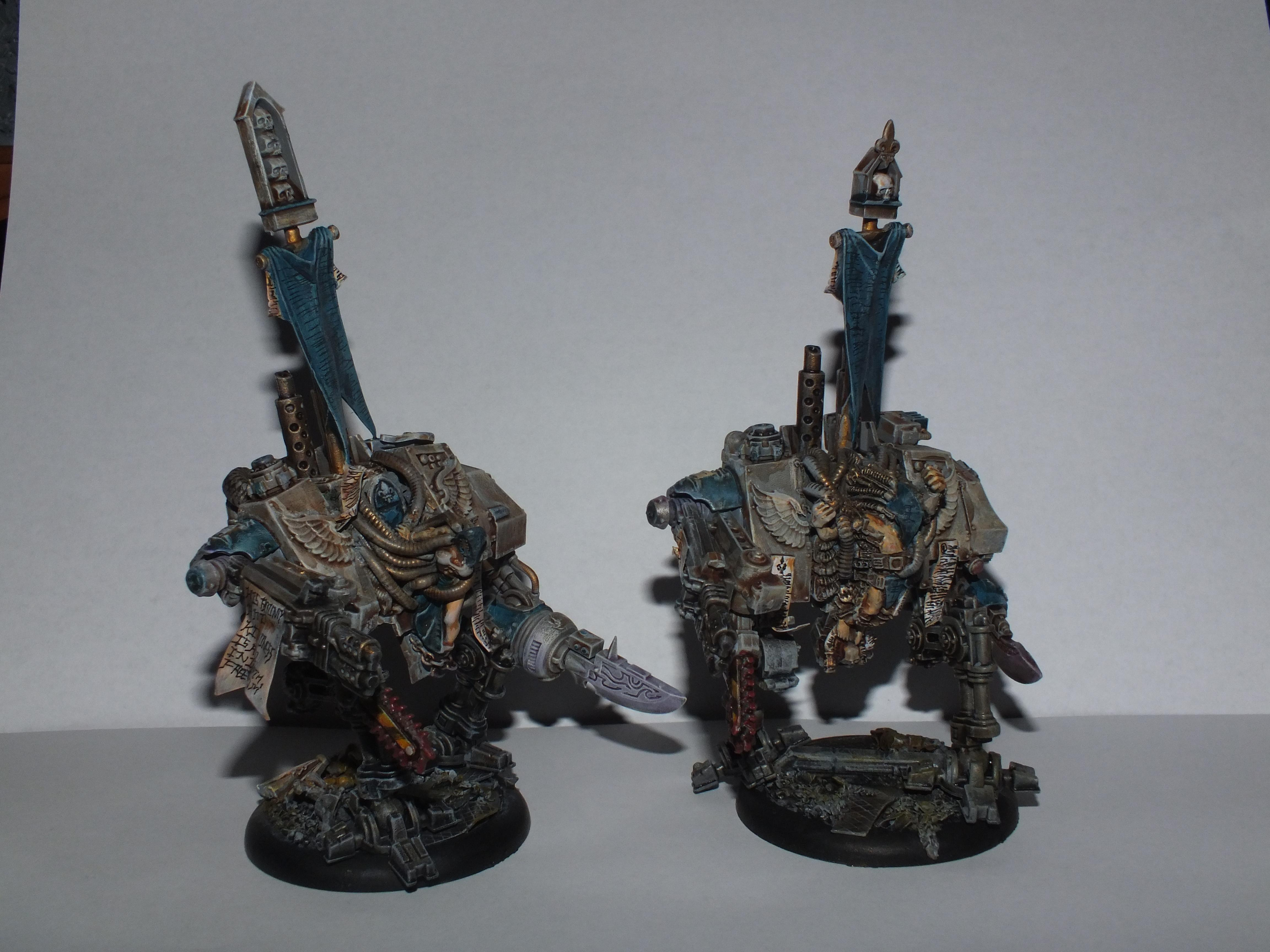 Sisters Of Battle, Penitent Engines
