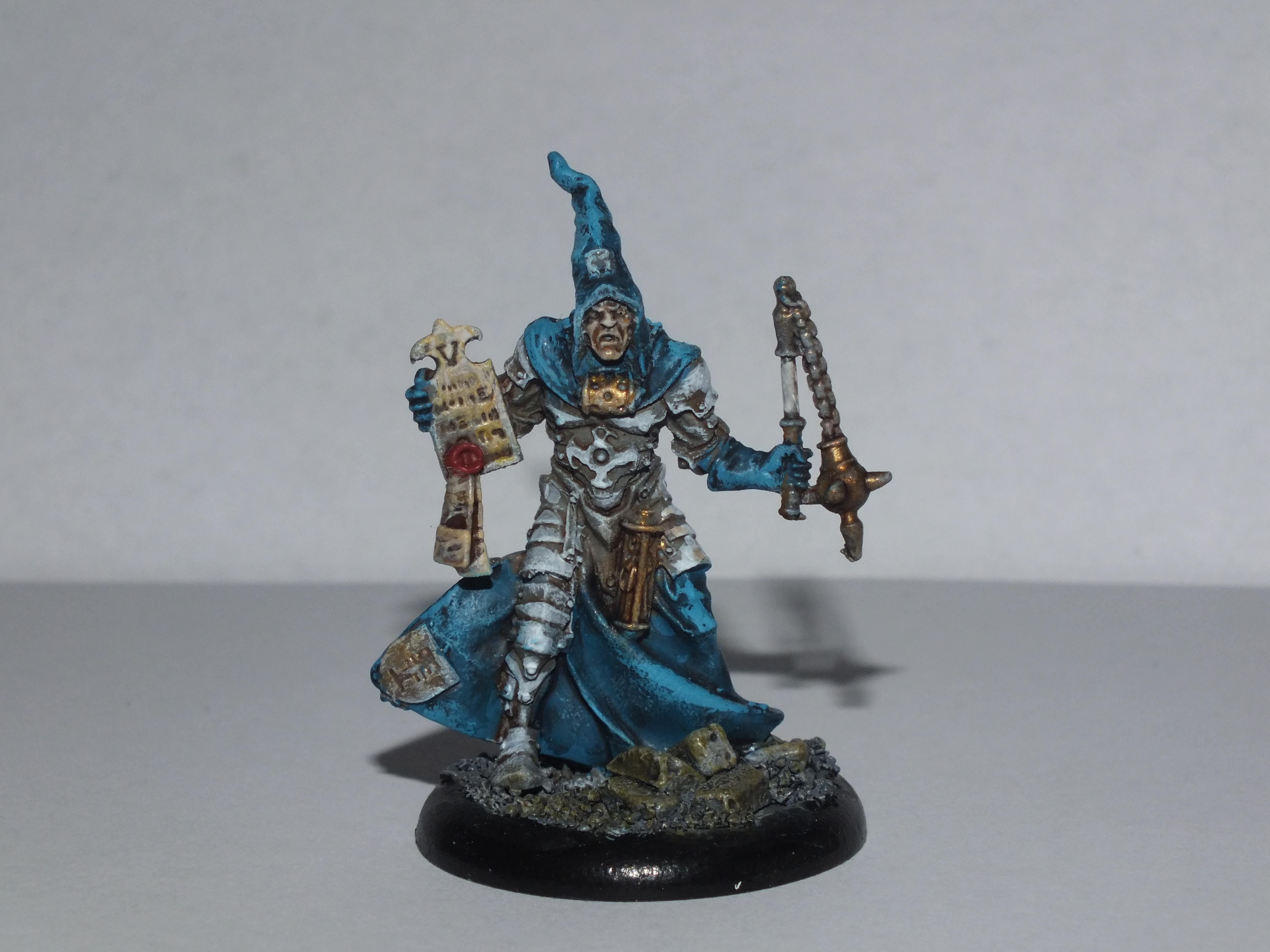 Sisters Of Battle, Hereticus Acolyte