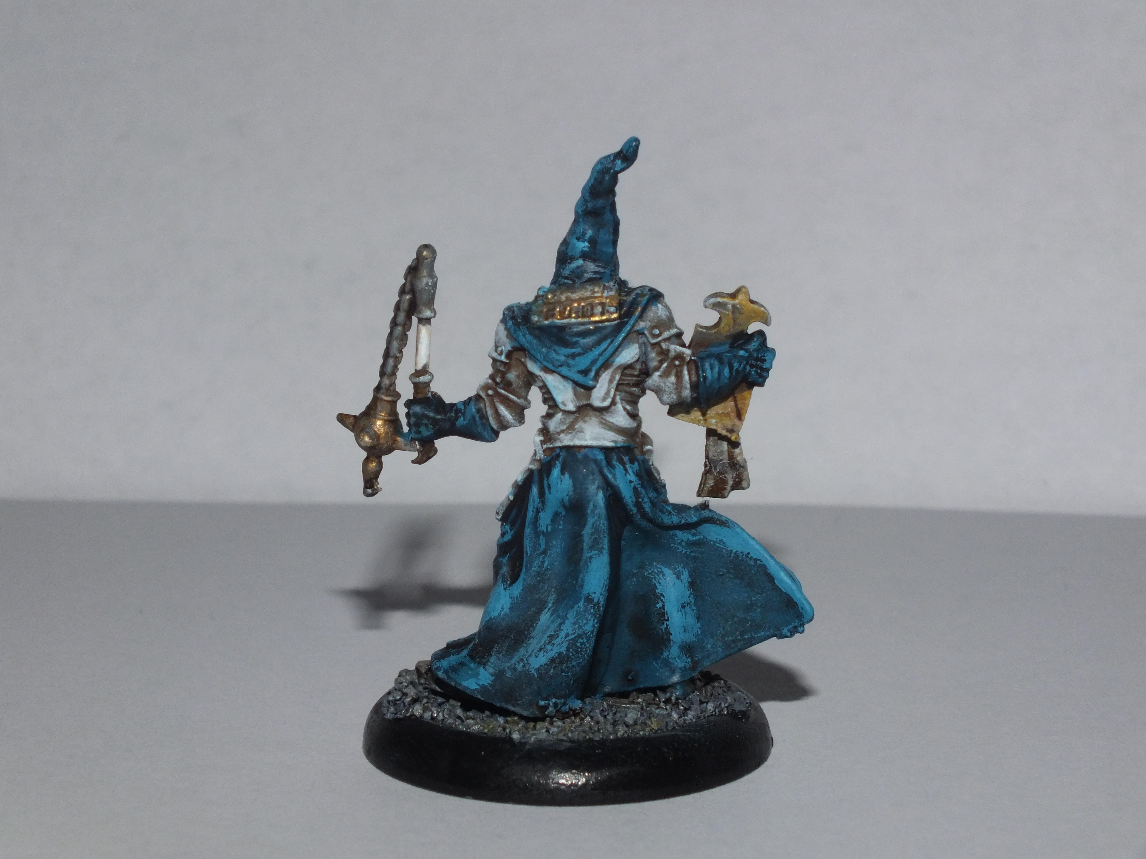 Sisters Of Battle, Hereticus Acolyte rear