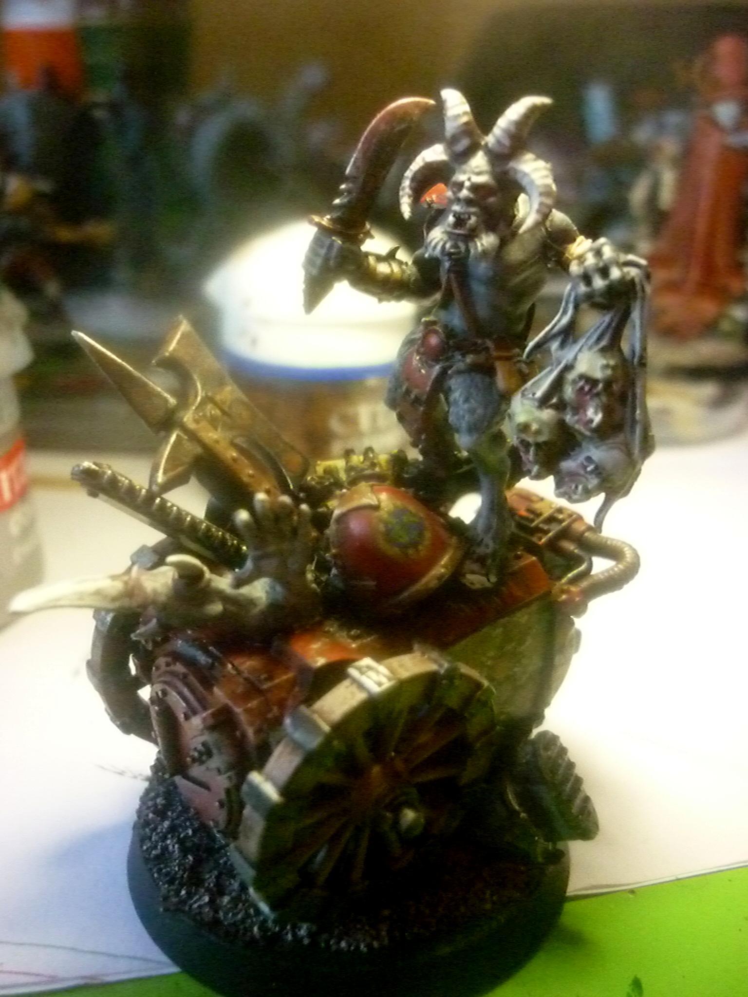 Conversion, Homme-bete, Ungor, Warhammer 40,000