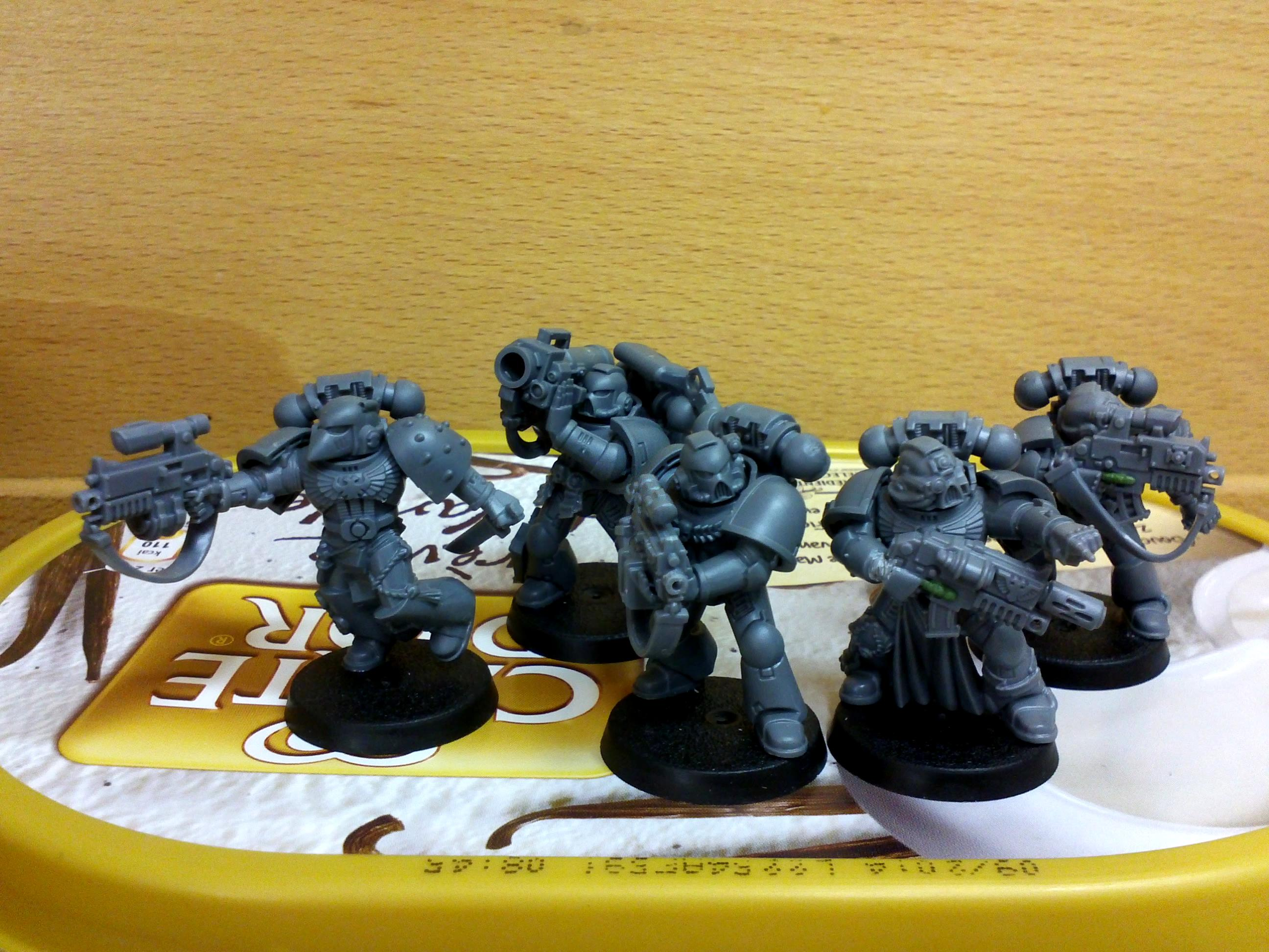 Star Phantoms Devastators - Combat Squad 1