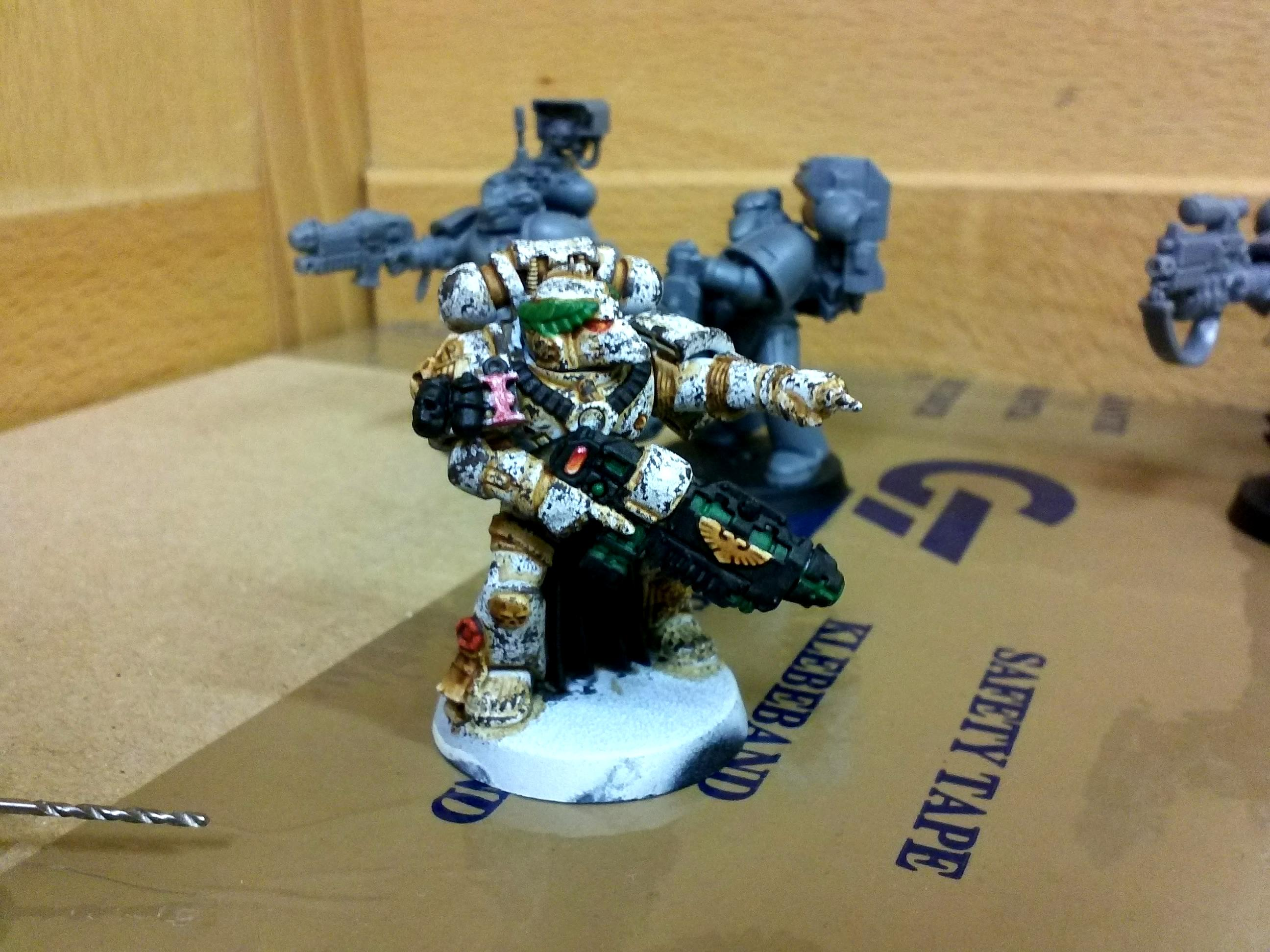 Space Marines, Star Phantoms, Warhammer 40,000