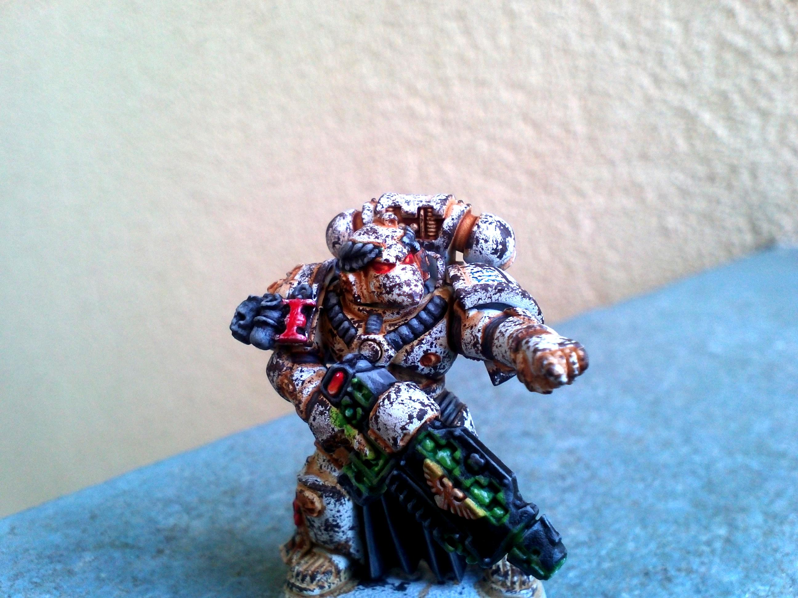 Space Marines, Star Phantoms, Warhammer 40,000