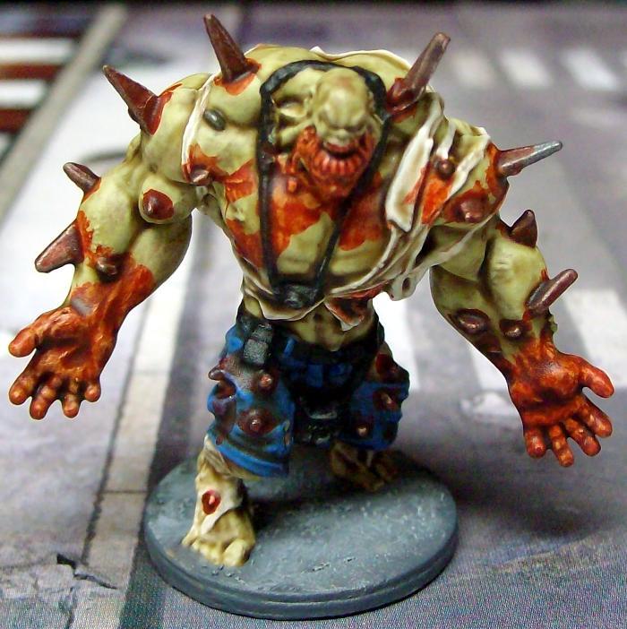 Abomination, Mutant, Survivor, Zombicide, Zombie