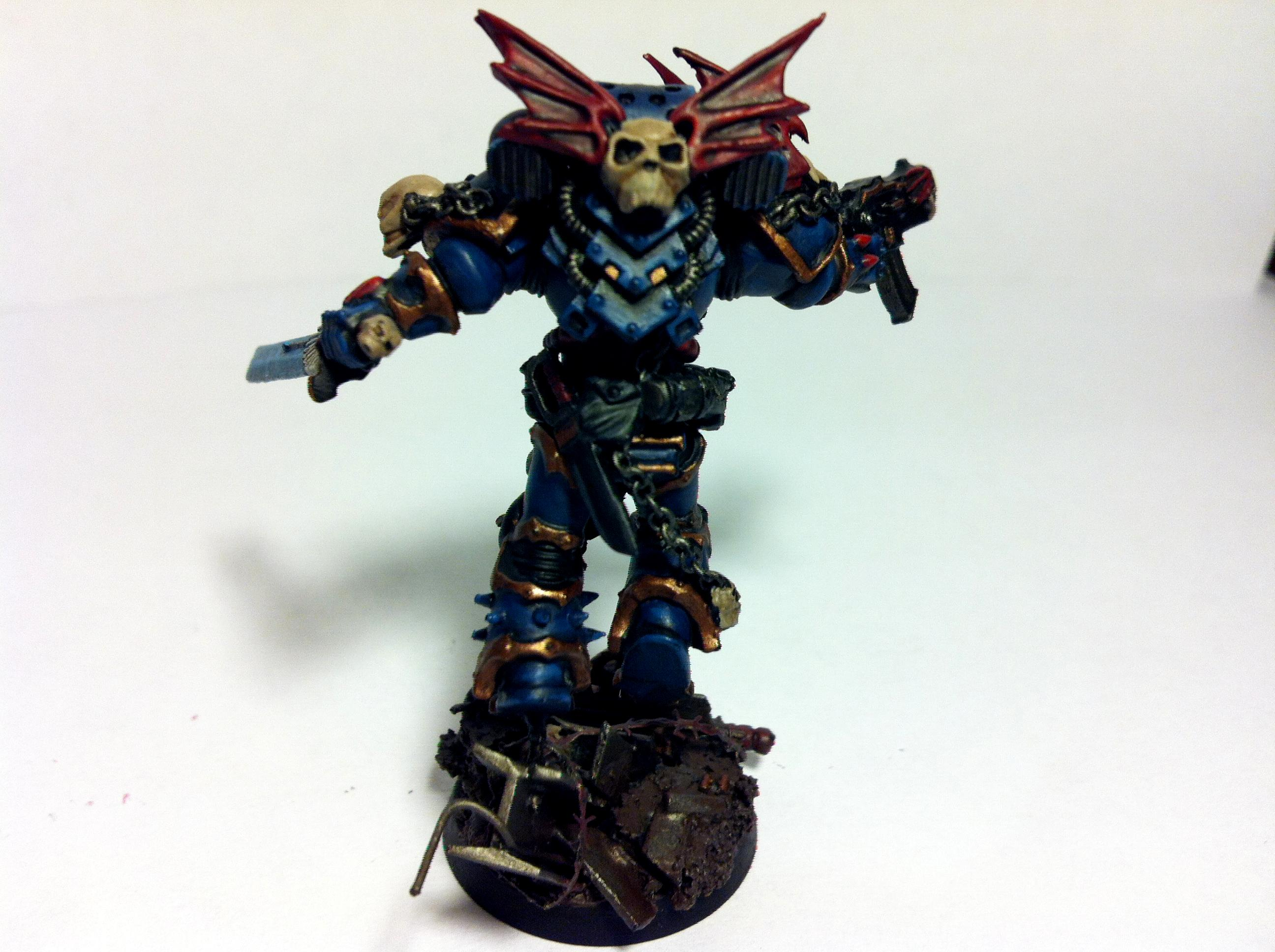 Chaos, Custom, Nightlords, Talos, Warhammer 40,000