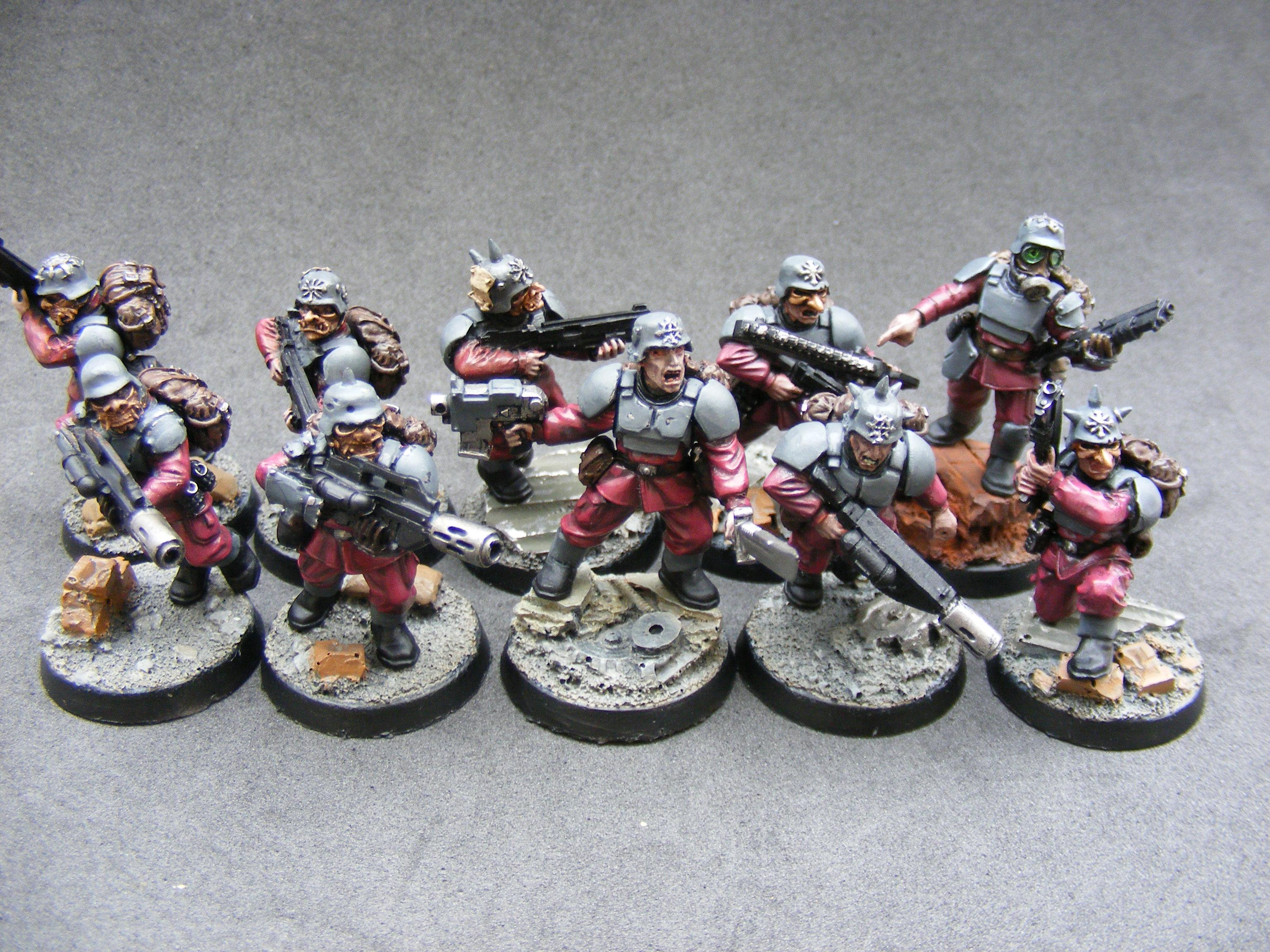 Chaos, Cultists, Imperial Guard, Lost And The Damned, Renegades, Traitor, Warhammer 40,000