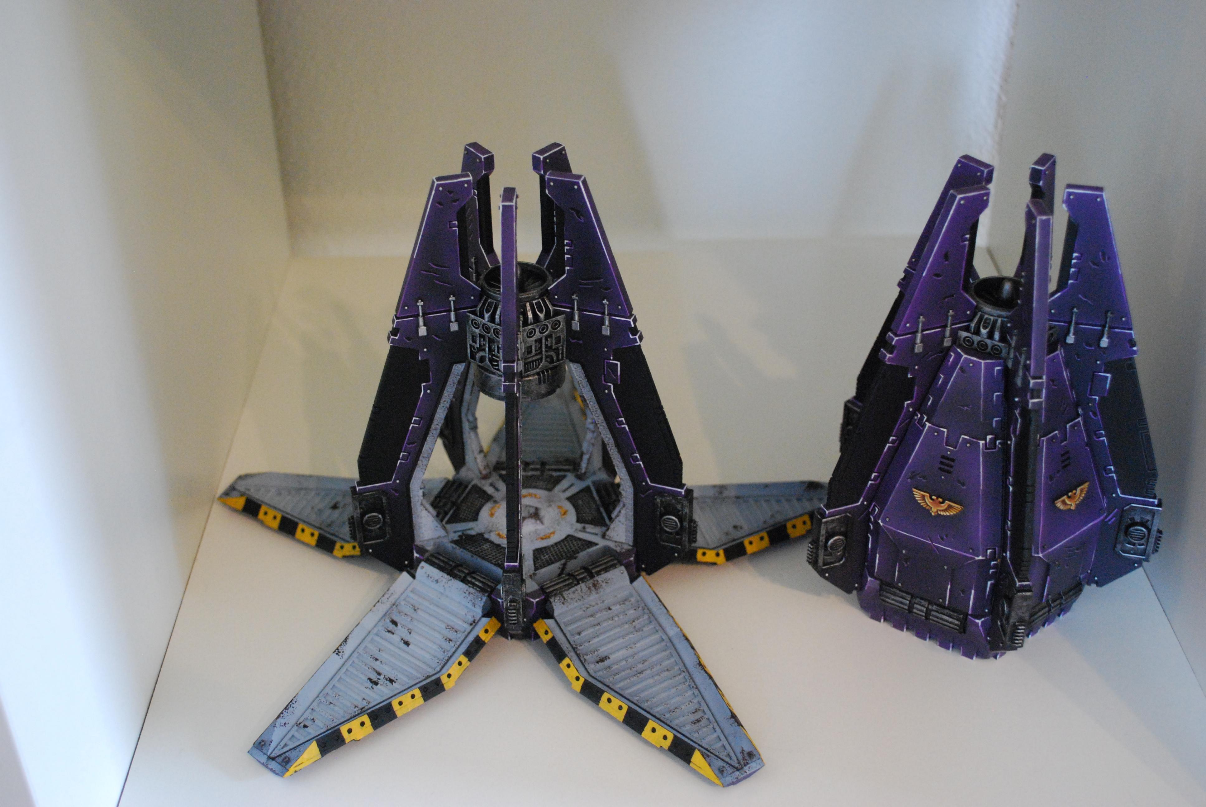 Emperors Children Drop Pods