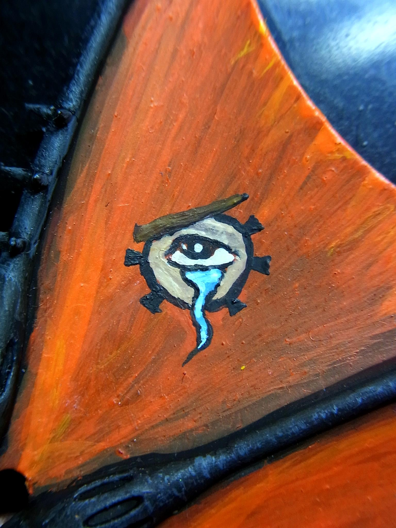Dark Eldar, Raider, Kabal of Manly Tears Symbol