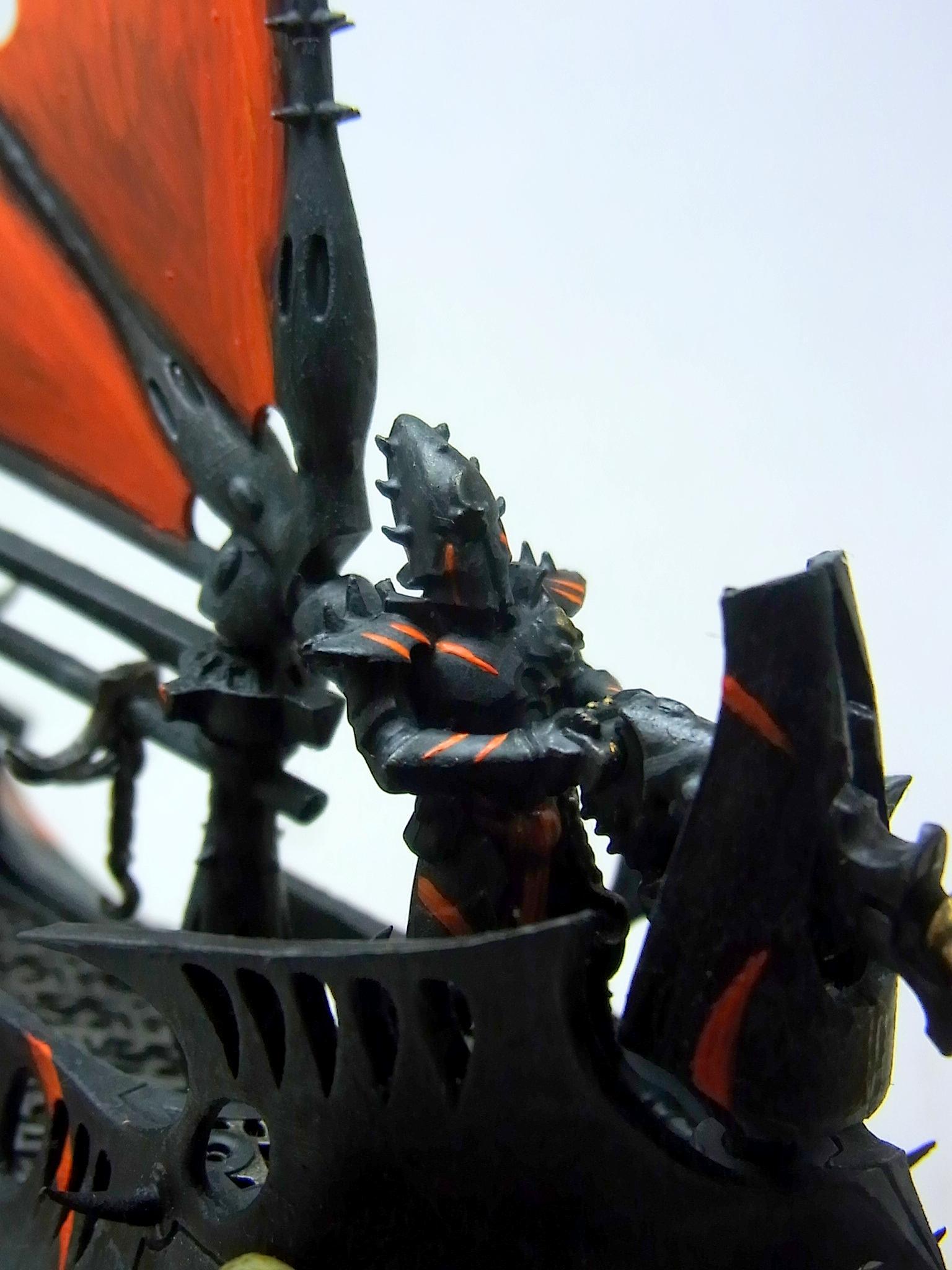 Dark Eldar, Raider, Bow Gunner