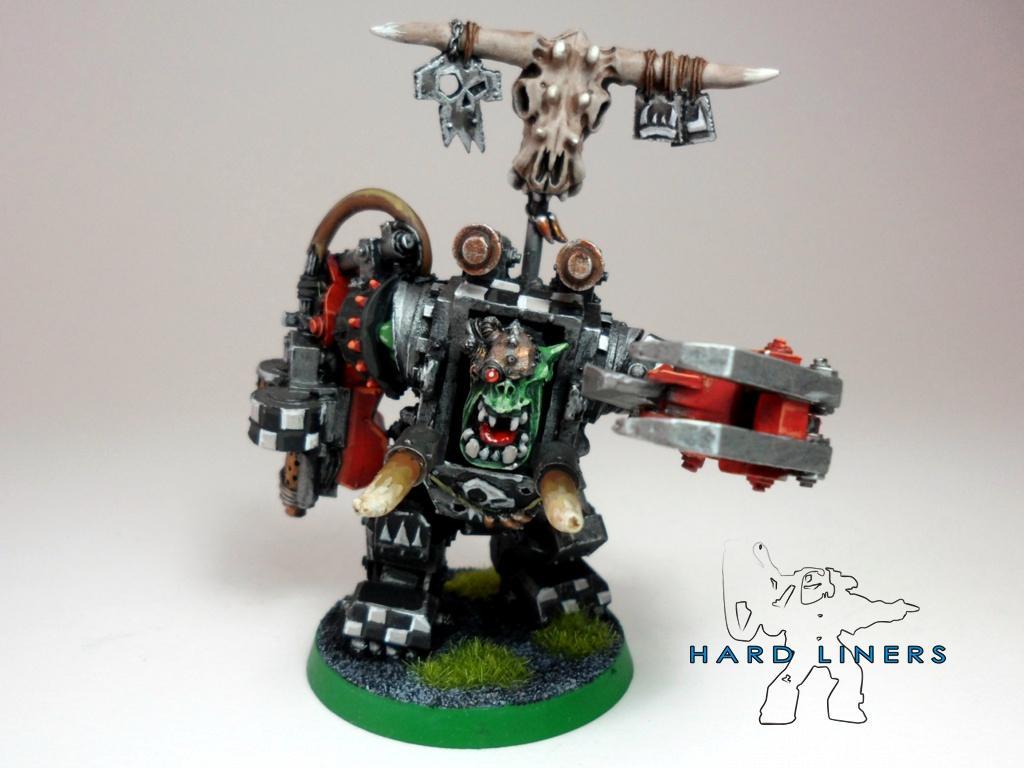 Ghazghkull Thraka, Orks, Warhammer 40,000