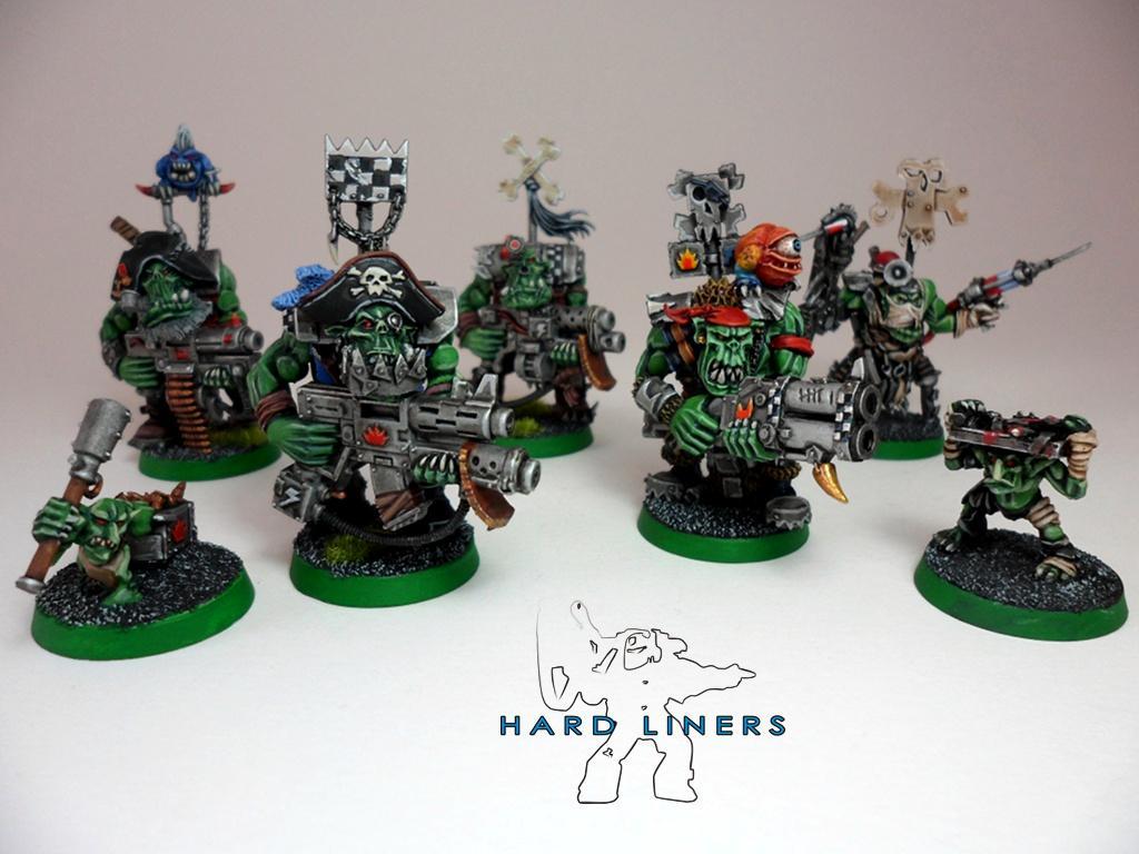 Freebooterz, Orks, Warhammer 40,000