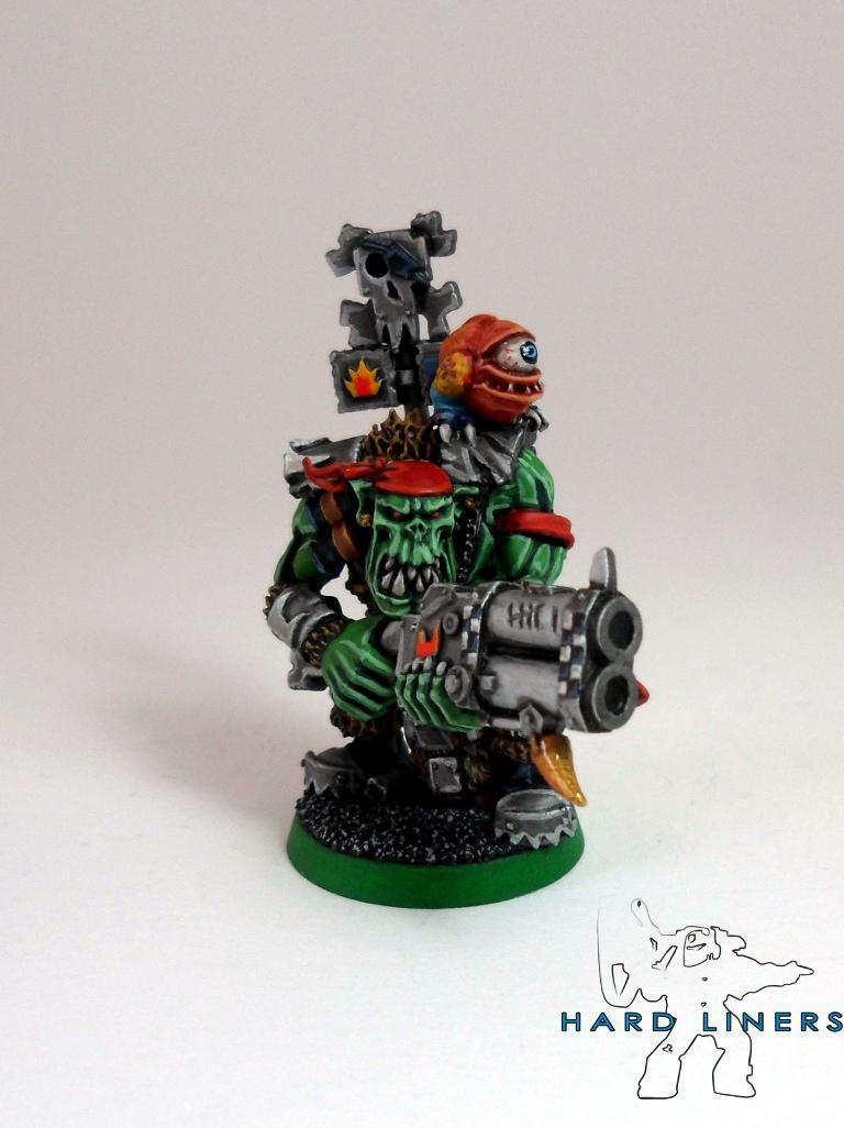 Freebooter, Orks, Squigs, Warhammer 40,000