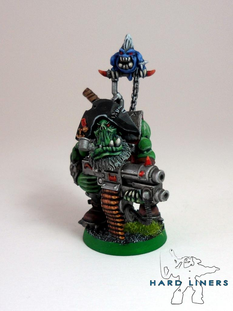 Freebooter, Orks, Pirate, Warhammer 40,000