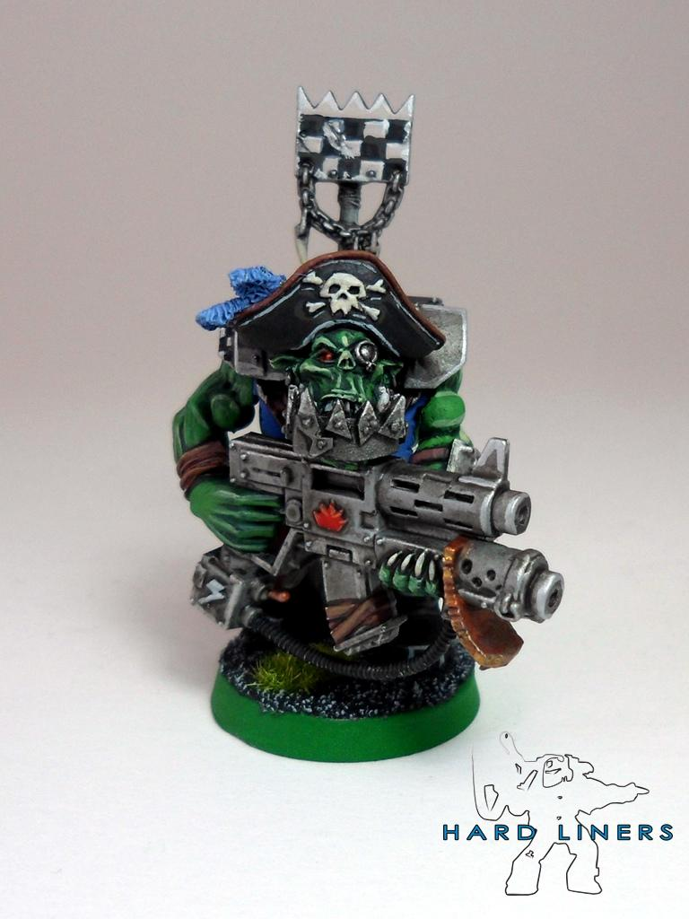 Freebooter, Orks, Pirate, Warhammer 40,000