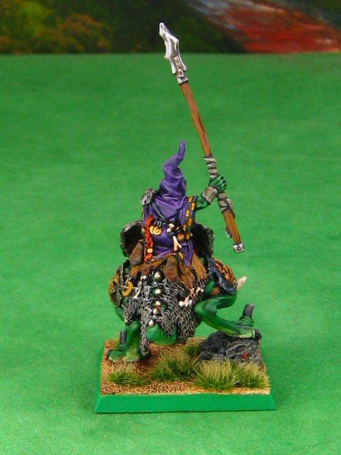 Forge World, Goblin Comand, Goblin Shaman, Goblins, Night Goblin Command, Night Goblins, Shan, Warhammer Fantasy