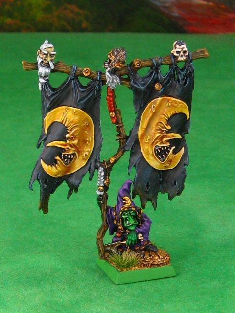 Forge World, Giant Squig, Goblin Comand, Goblin Shaman, Goblins, Night Goblin Command, Night Goblins, Shan, Warhammer Fantasy