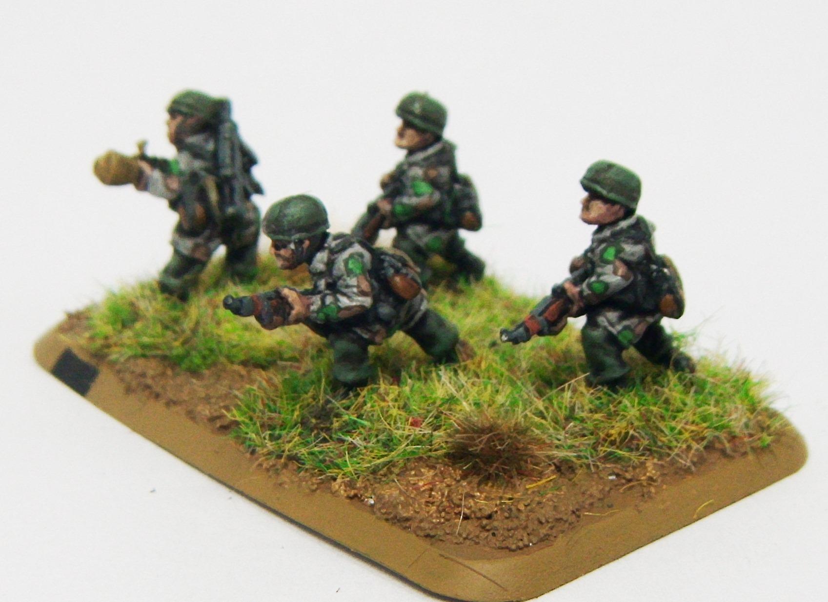 Fallschrimjager, Flames Of War