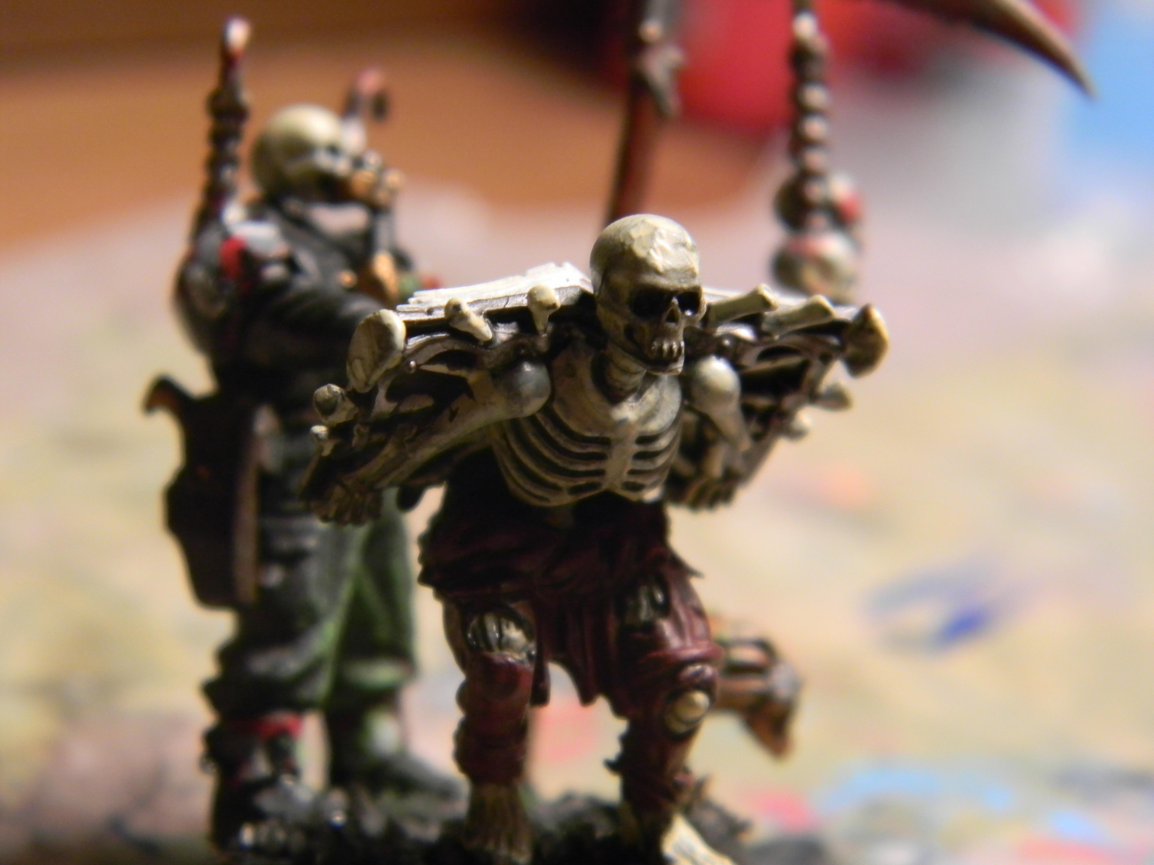Awesome, Book, Caster, Conversion, Imperial Guard, Scribe, Servant, Skeletons, Undead, Vampire Counts, Vox