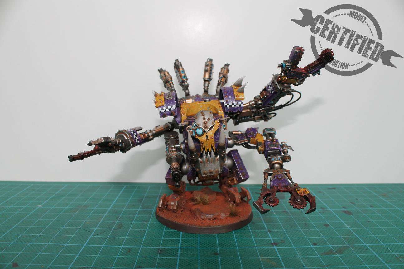 Dreadnought, Orks, Warhammer 40,000
