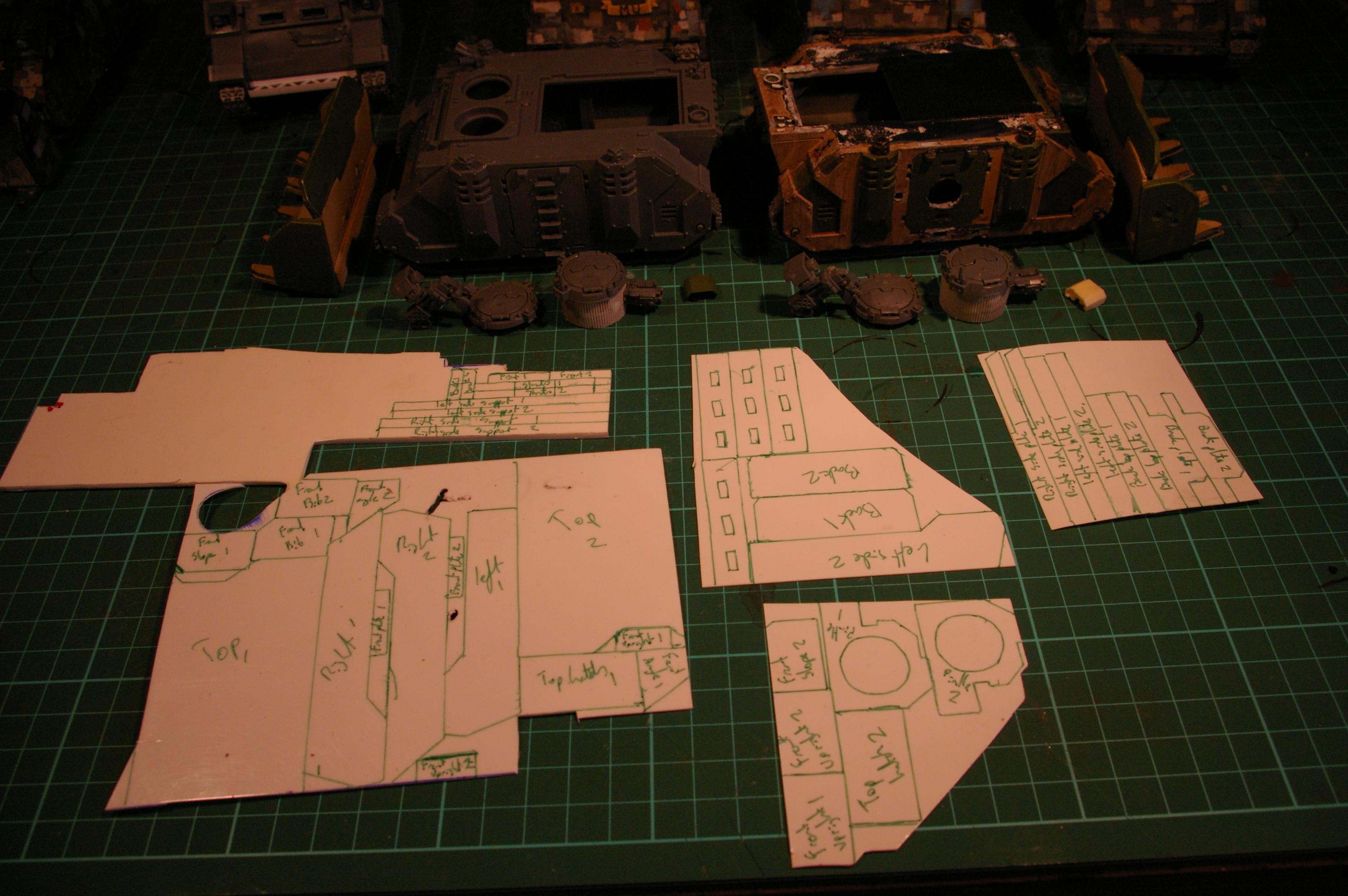 Repressor Bits - Ready to cut