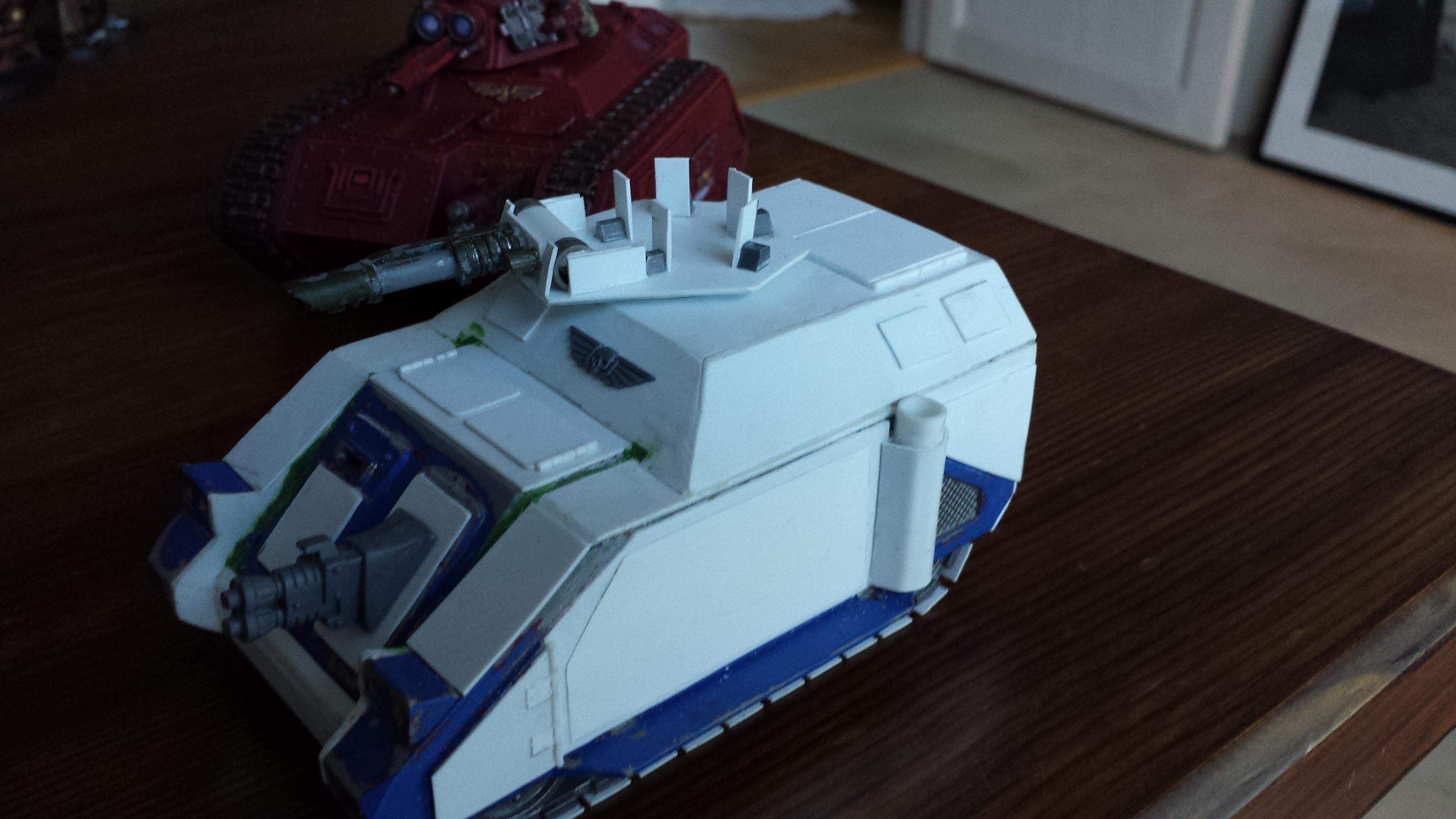 Rhino Mk IIB Chimera