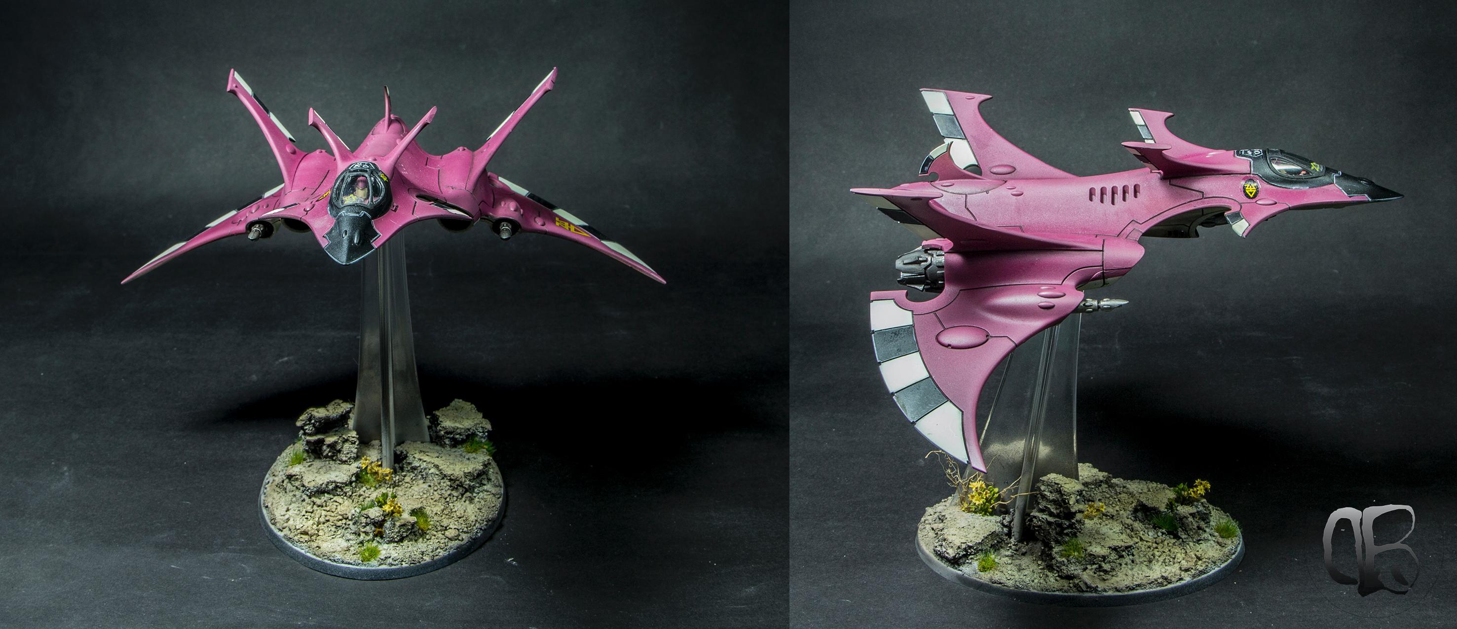 Crimson Hunter, Eldar, Warhammer 40,000