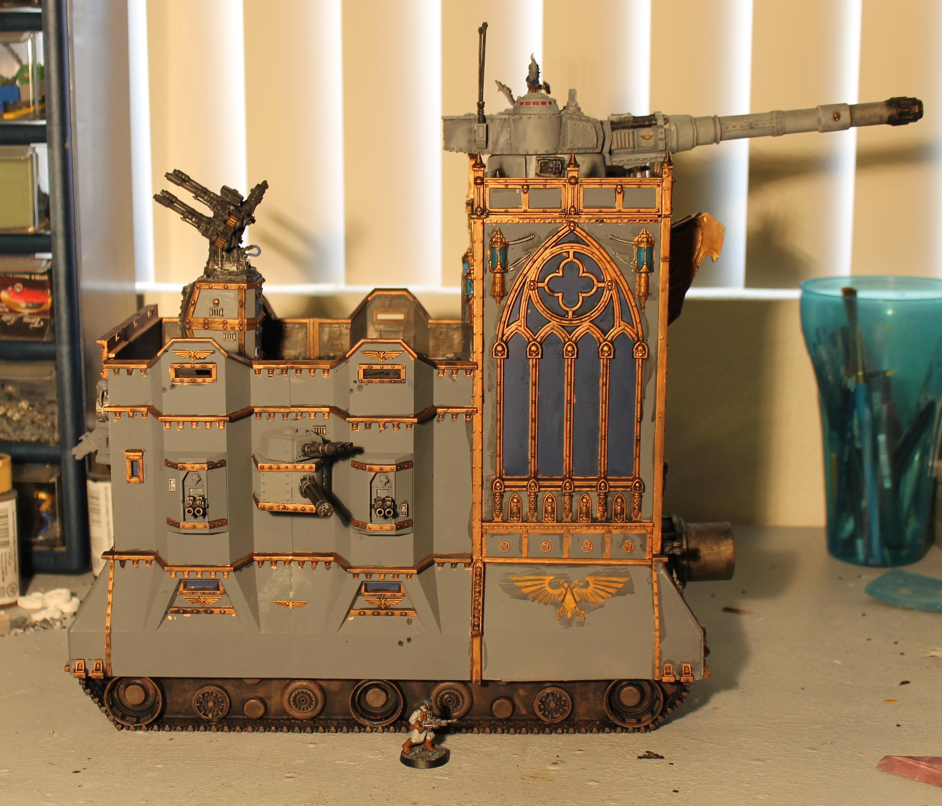 Imperial Guard, Leviathan, Super-heavy