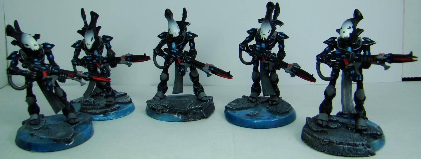 Just finished the wraithguard